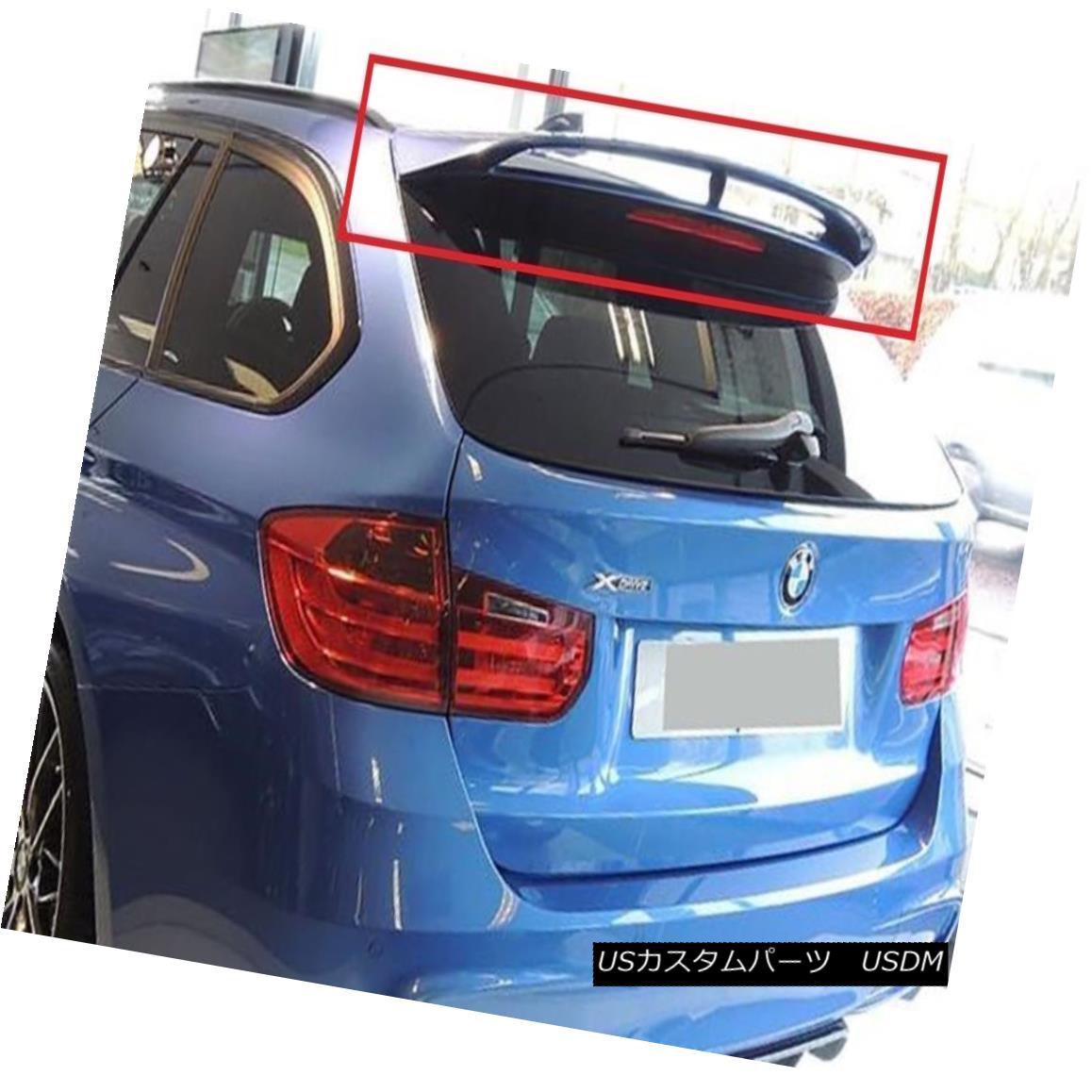 エアロパーツ BMW 3 SERIES F31 TOURING REAR ROOF SPOILER M PERFORMANCE LOOK NEW BMW 3シリーズF31トーイングリアルーフスポイラーMパフォーマンスNEW