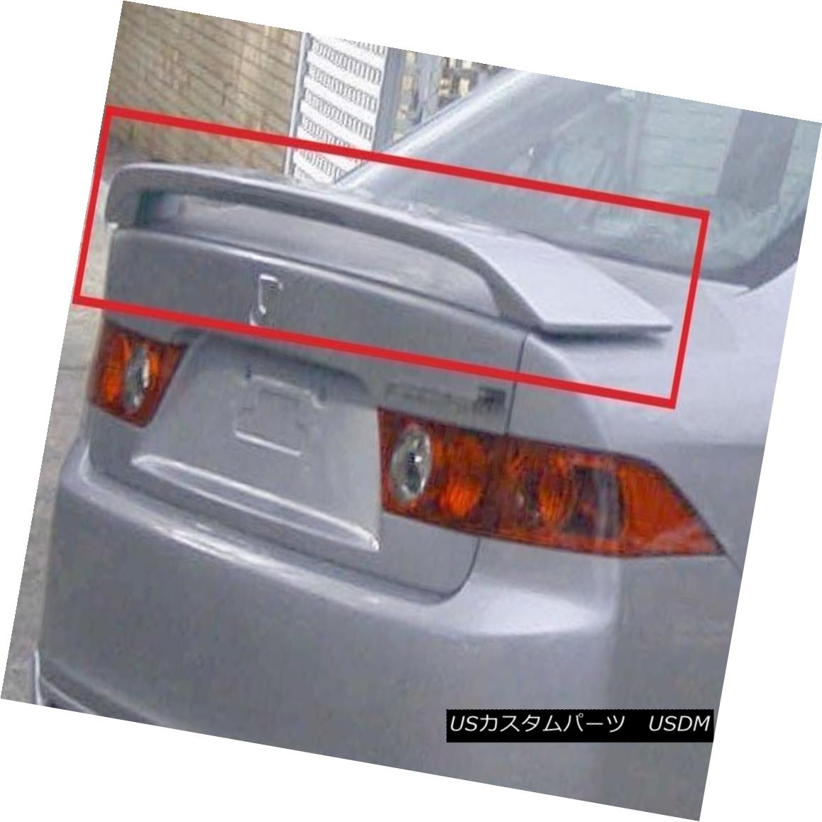 エアロパーツ HONDA ACCORD 7 MK7 2002-2008 REAR BOOT TRUNK SPOILER NEW HONDA ACCORD 7 MK7 2002-2008 REAR BOOT TRUNK SPOILER NEW
