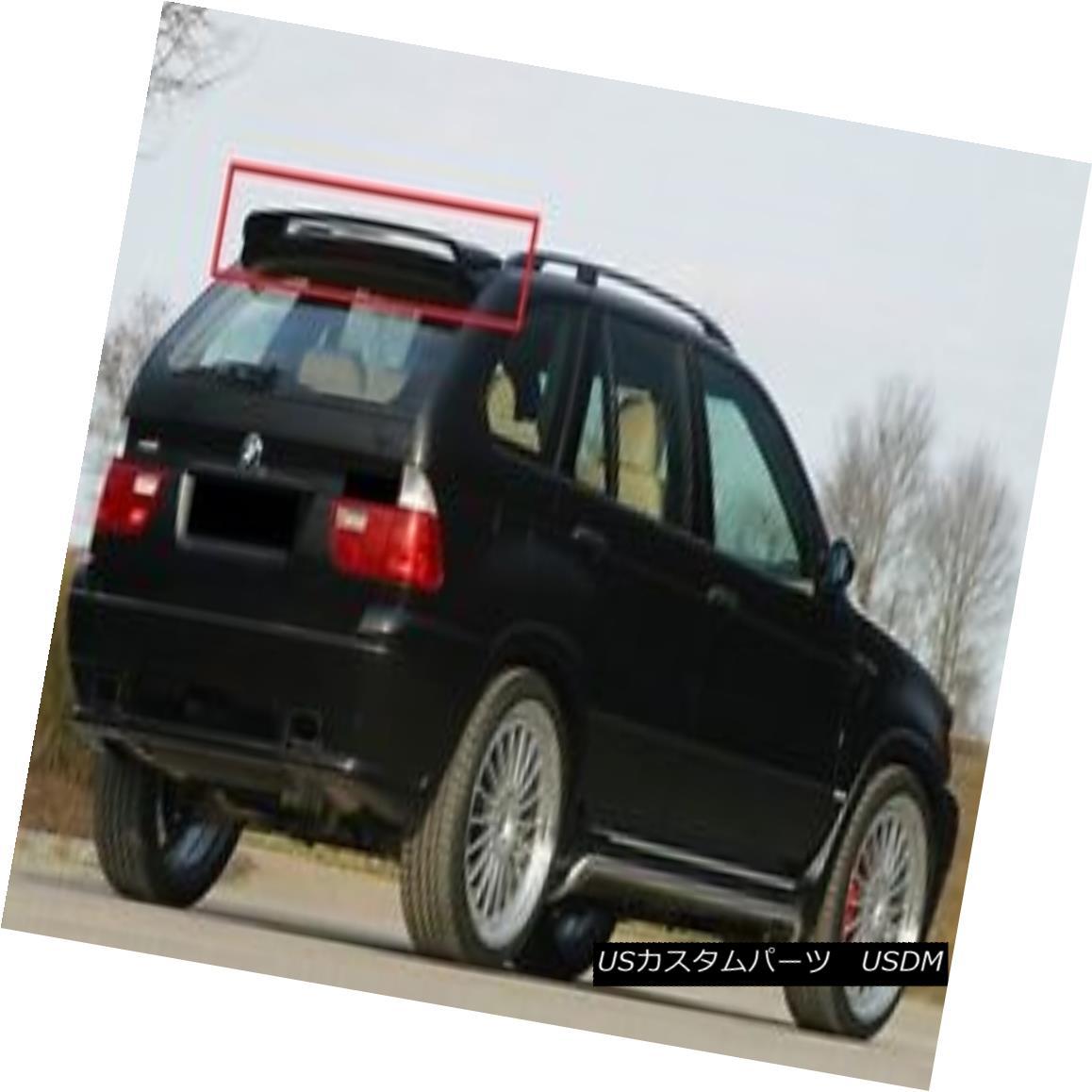 エアロパーツ BMW X5 E53 1999 - 2006 REAR ROOF SPOILER NEW BMW X5 E53 1999 - 2006リアルーフスポイラーNEW