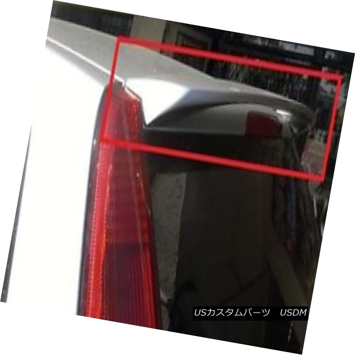 エアロパーツ FORD FIESTA 6 MK6 6 2002- 2005 REAR ROOF SPOILER NEW フォードフィエスタ6 MK6 6 2002- 2005 REAR ROOF SPOILER NEW