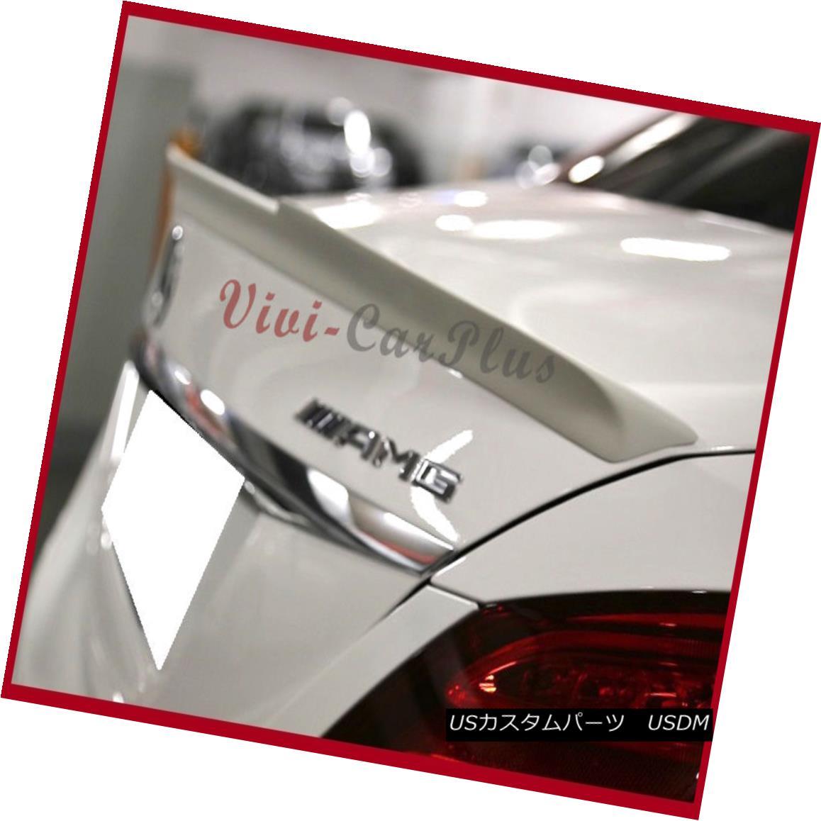 2015 UP M-BENZ W205 C-Class Sedan V-Type Trunk Spoiler Select Color