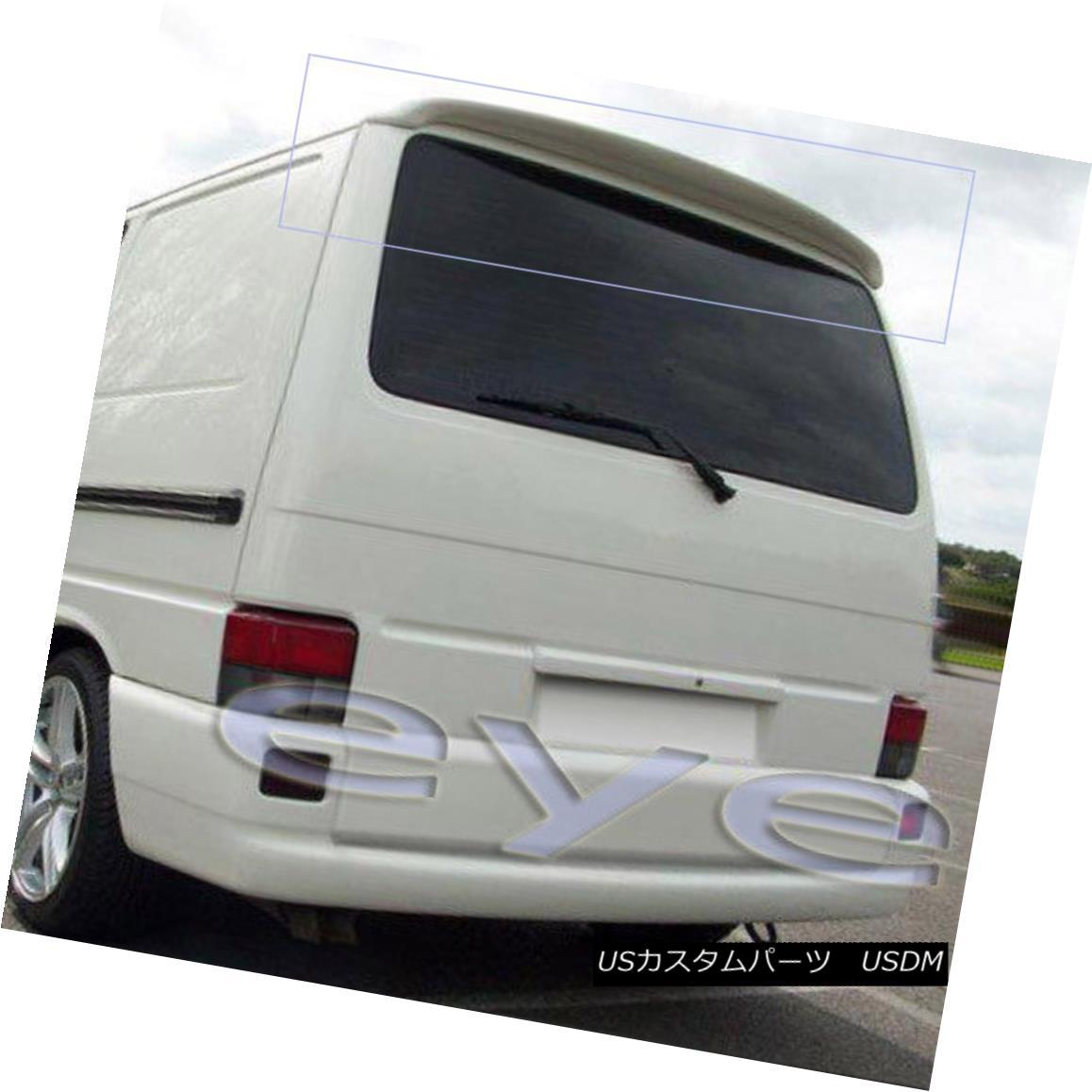 エアロパーツ VW TRANSPORTER T4 CARAVELLE MULTIVAN REAR ROOF SPOILER BOOT / TRUNK / TAILGATE VW TRANSPORTER T4 CARAVELLE MULTIVANリアルーフスポイラーブーツ/トランク/テールゲート