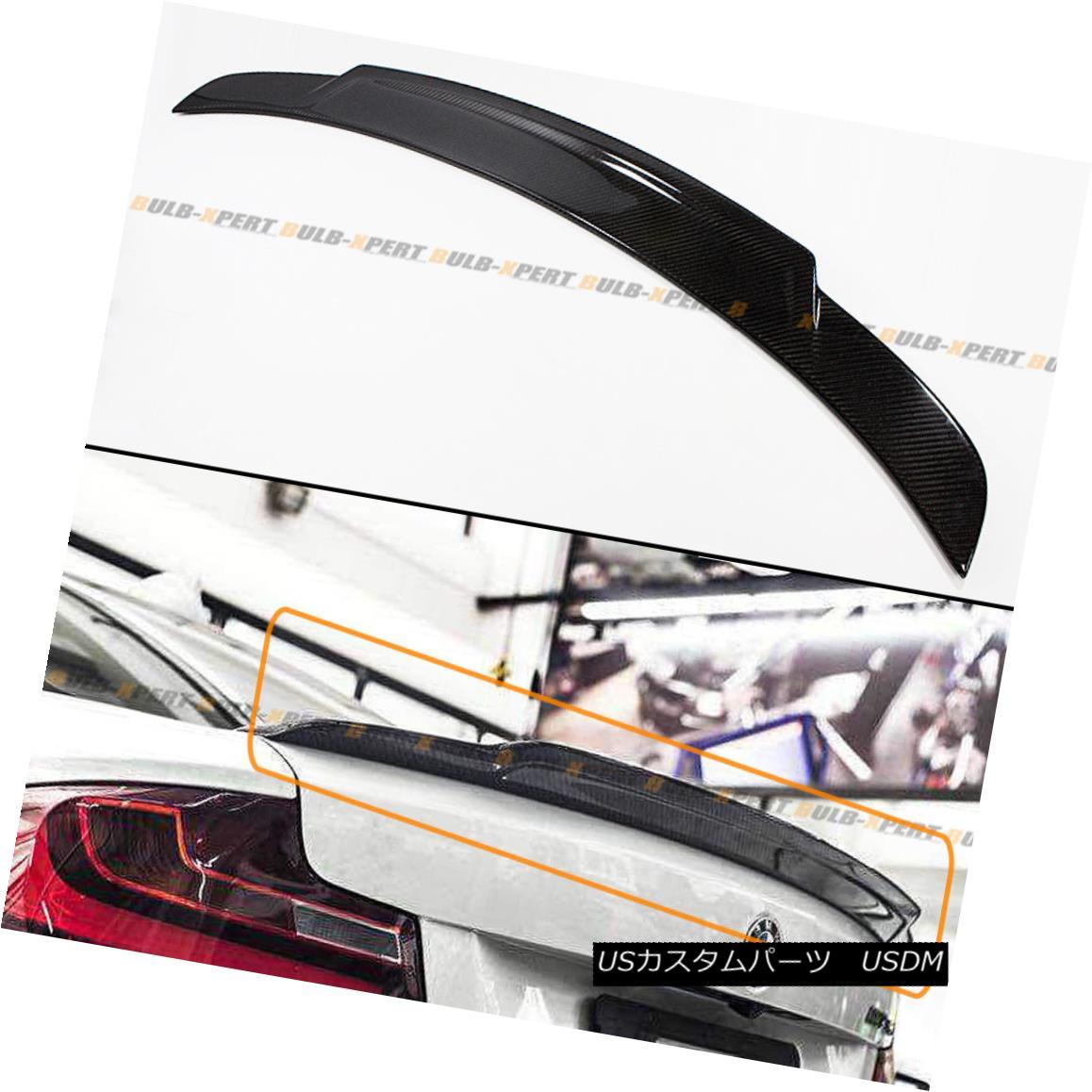 エアロパーツ For 2014-16 BMW F22 M235i 220i Carbon Fiber HighKick Extended Big Trunk Spoiler 2014-16 BMW F22 M235i 220iカーボンファイバーHighKick拡張ビッグトランク・スポイラー