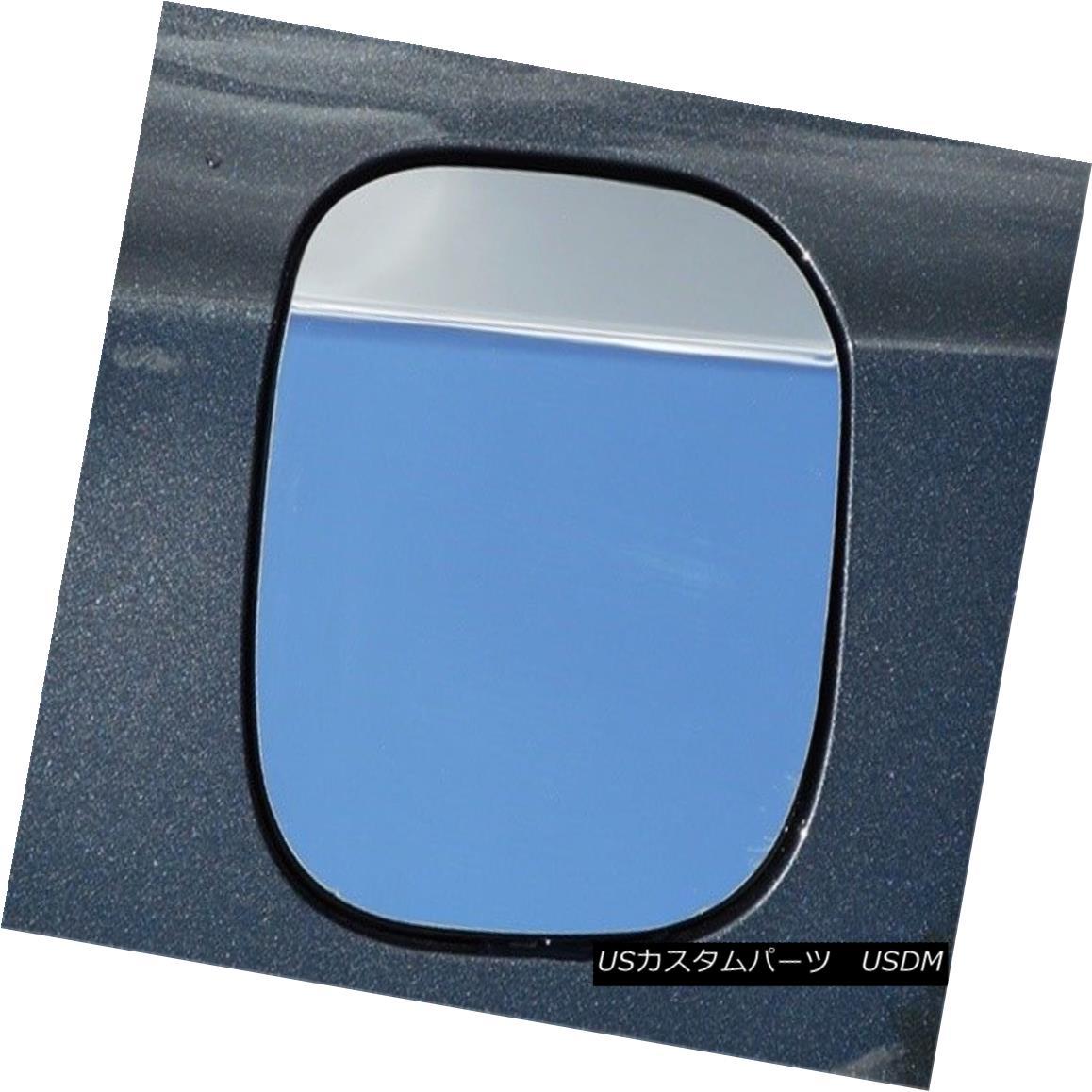 グリル Fits 2016-2017 CHEVROLET MALIBU 4-door -Stainless Steel GAS CAP DOOR フィット2016-2017 CHEVROLET MALIBU 4ドア - ステンレススチールガスCAP DOOR