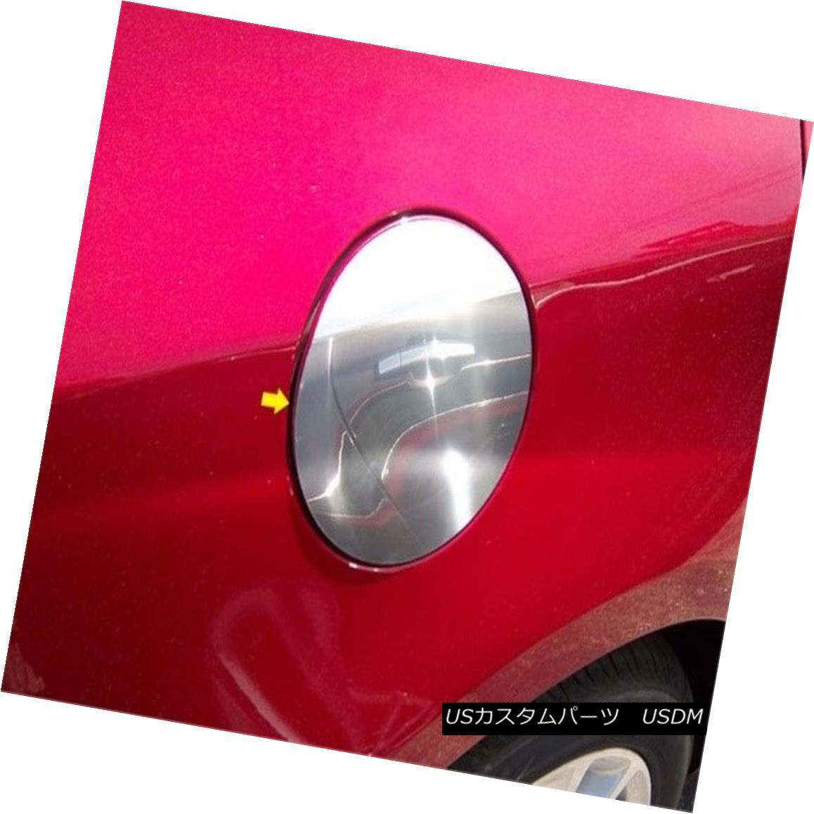 グリル Fits 2012-2016 BUICK VERANO 4-door -Stainless Steel GAS CAP DOOR フィット2012-2016 BUICK VERANO 4ドア - ステンレススチールガスCAP DOOR