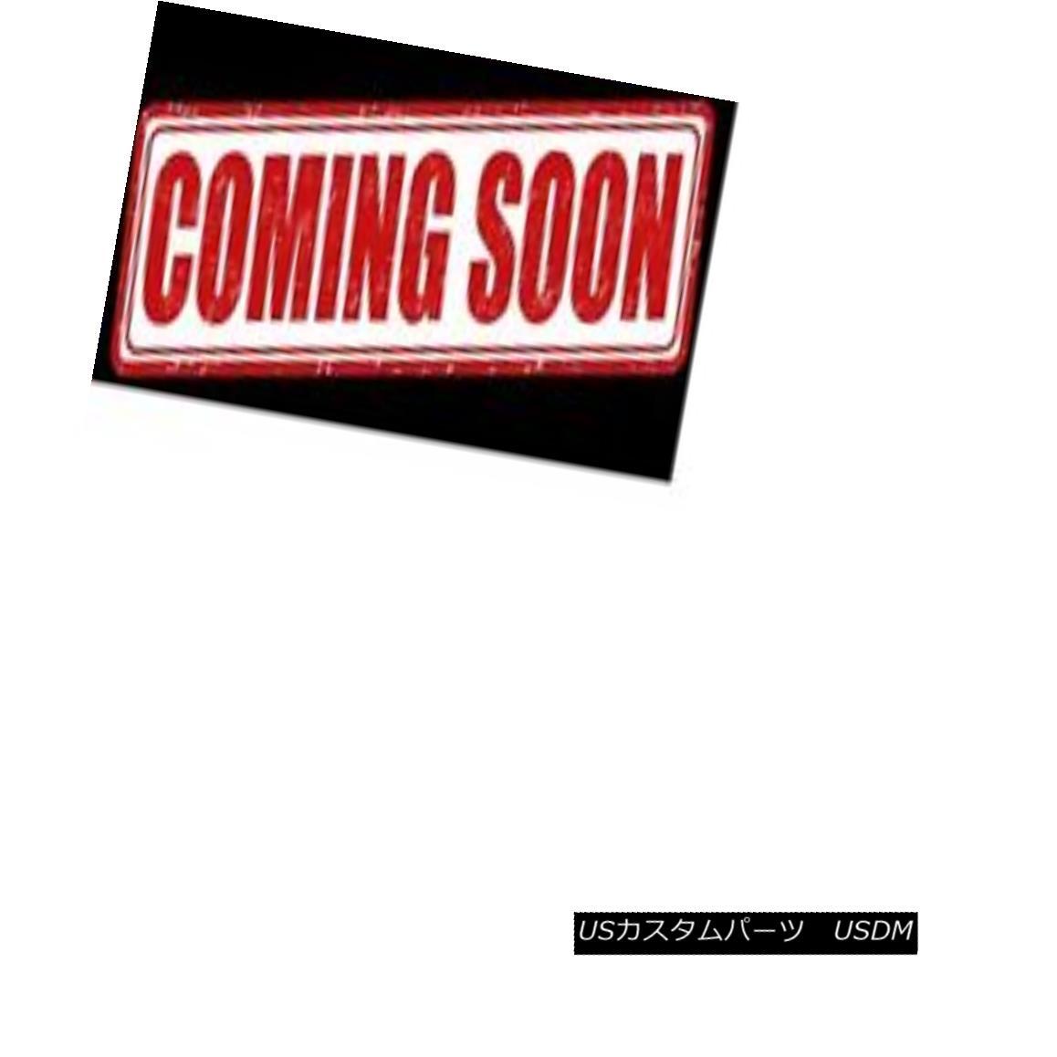 グリル ABS Overlay Grille for 16-18 Kia Sportage LX Chrome OEM Look - 1PC Top only Use 16-18キアSportage LXクロムOEMルックのABSオーバーレイグリル - 1PCトップのみ使用