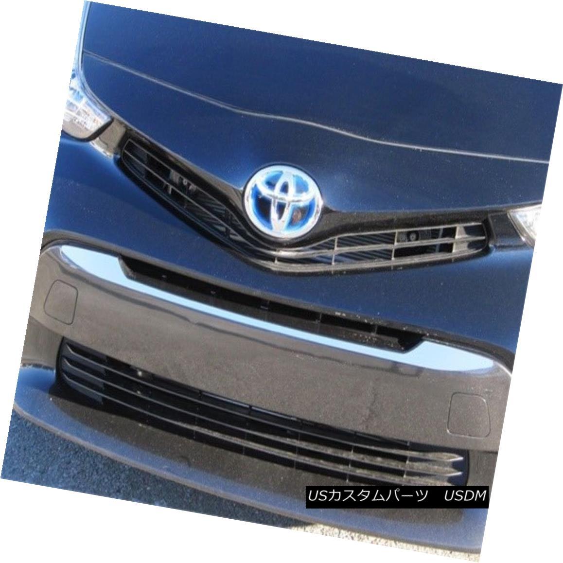 グリル Fits 2012-2017 TOYOTA PRIUS V 4-door, V -Stainless Steel GRILLE ACCENT フィット2012-2017トヨタプリウスV 4ドア、V - ステンレス鋼グリルアクセント