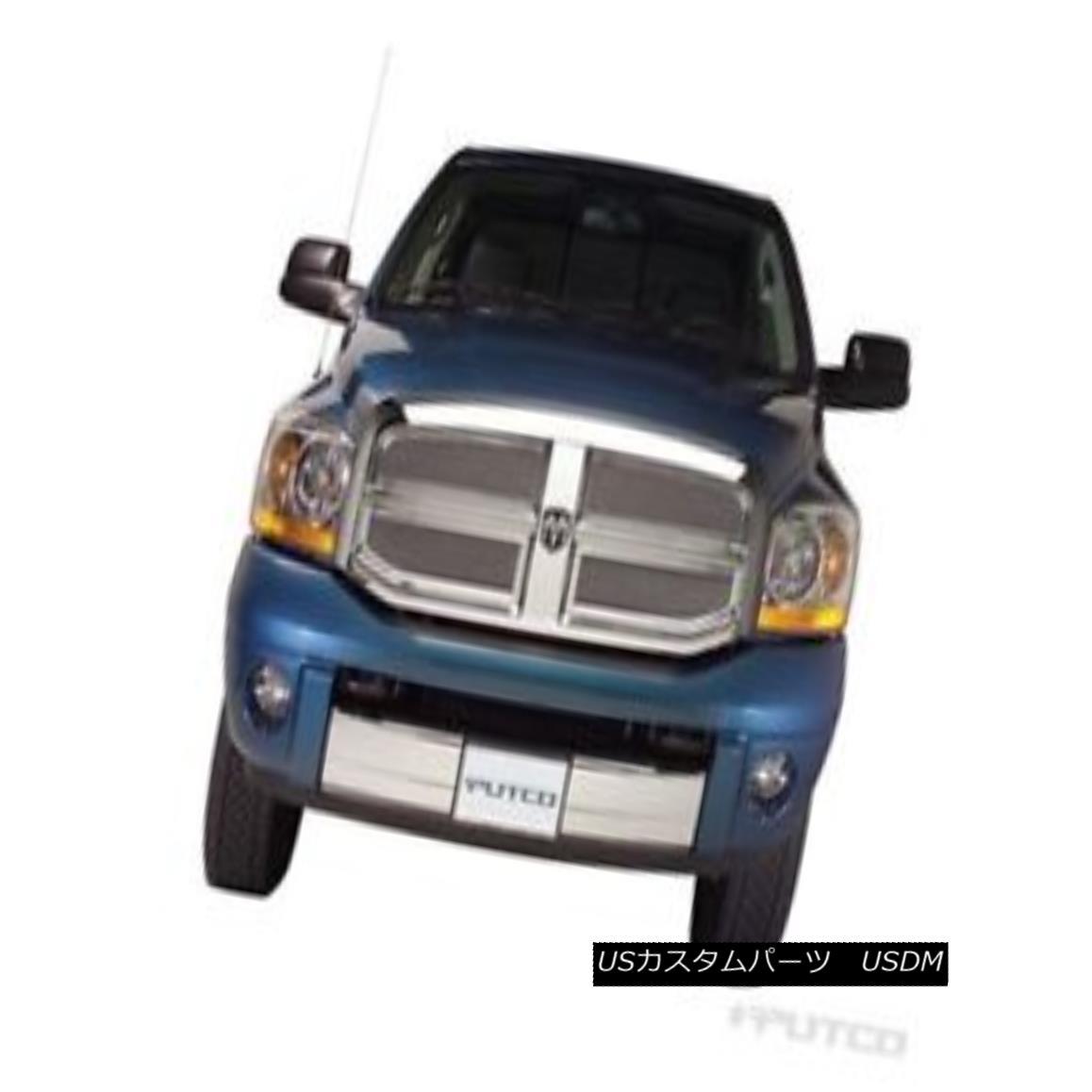 <title>車用品 バイク用品 >> パーツ 外装 エアロパーツ グリル PUTCO 99132 - Liquid Mesh Grille for 人気の製品 02-05 Dodge Ram 1500 液体メッシュグリル 02-05ダッジラム1500用</title>