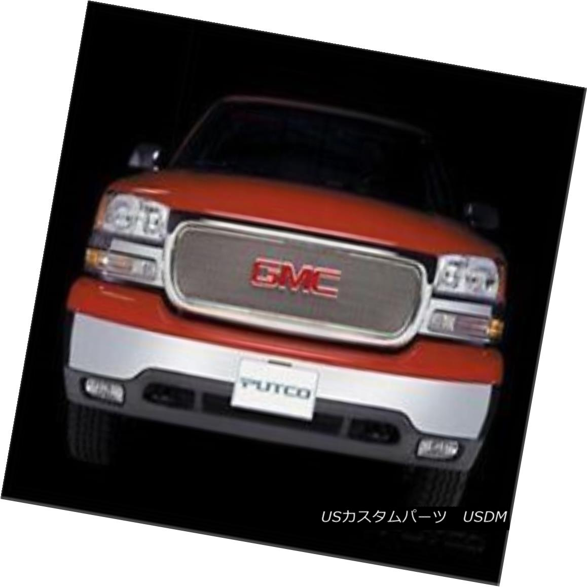F150用液体メッシュグリル PUTCO 99130 Mesh Ford - for F150 - PUTCO 99-03 Liquid 99-03 Ford Grille グリル 99130