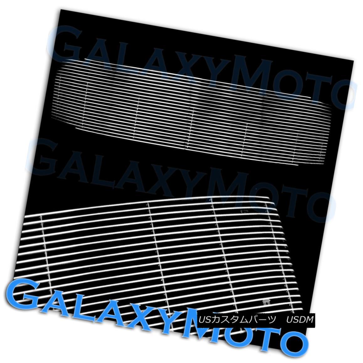 グリル 99-04 Ford Super Duty+Excursion Replacement Polished Chrome Billet Grille Insert 99-04フォードスーパーデューティ+エクスカーション交換ポリッシュクロムビレットグリルインサート