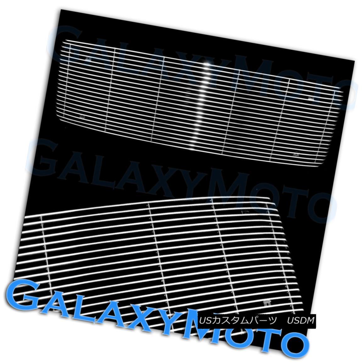 グリル 09-14 Ford F150 F-150 Upper Polished Aluminum Chrome Billet Grille Cutout Insert 09-14フォードF150 F-150アッパー・ポリッシュ・アルミニウム・クロム・ビレット・グリル・カットアウト・インサート