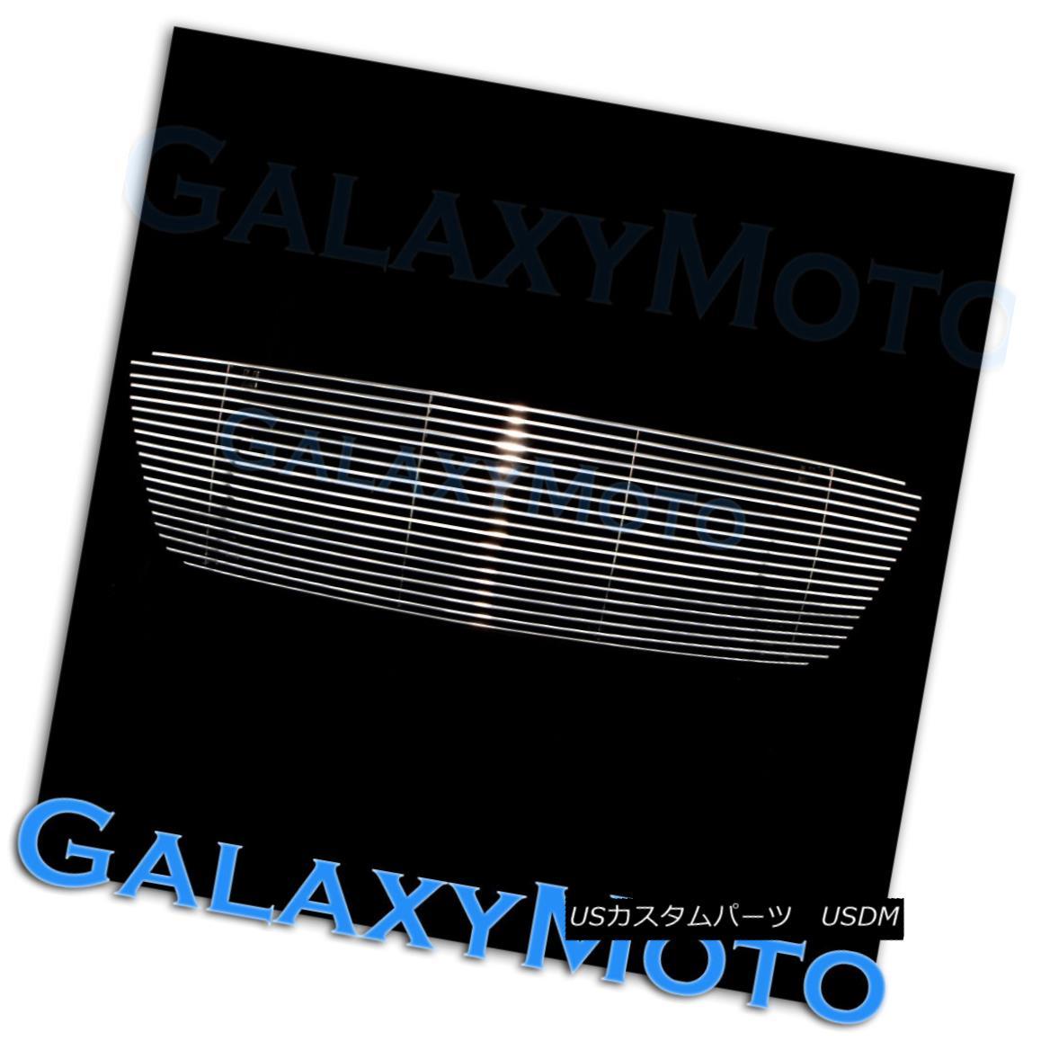 グリル 04-08 Ford F150 Honeycomb Style Aluminum Chrome Billet Grille Overlay No LOGO 04-08 Ford F150ハニカムスタイルアルミクロムビレットグリルオーバーレイロゴなし
