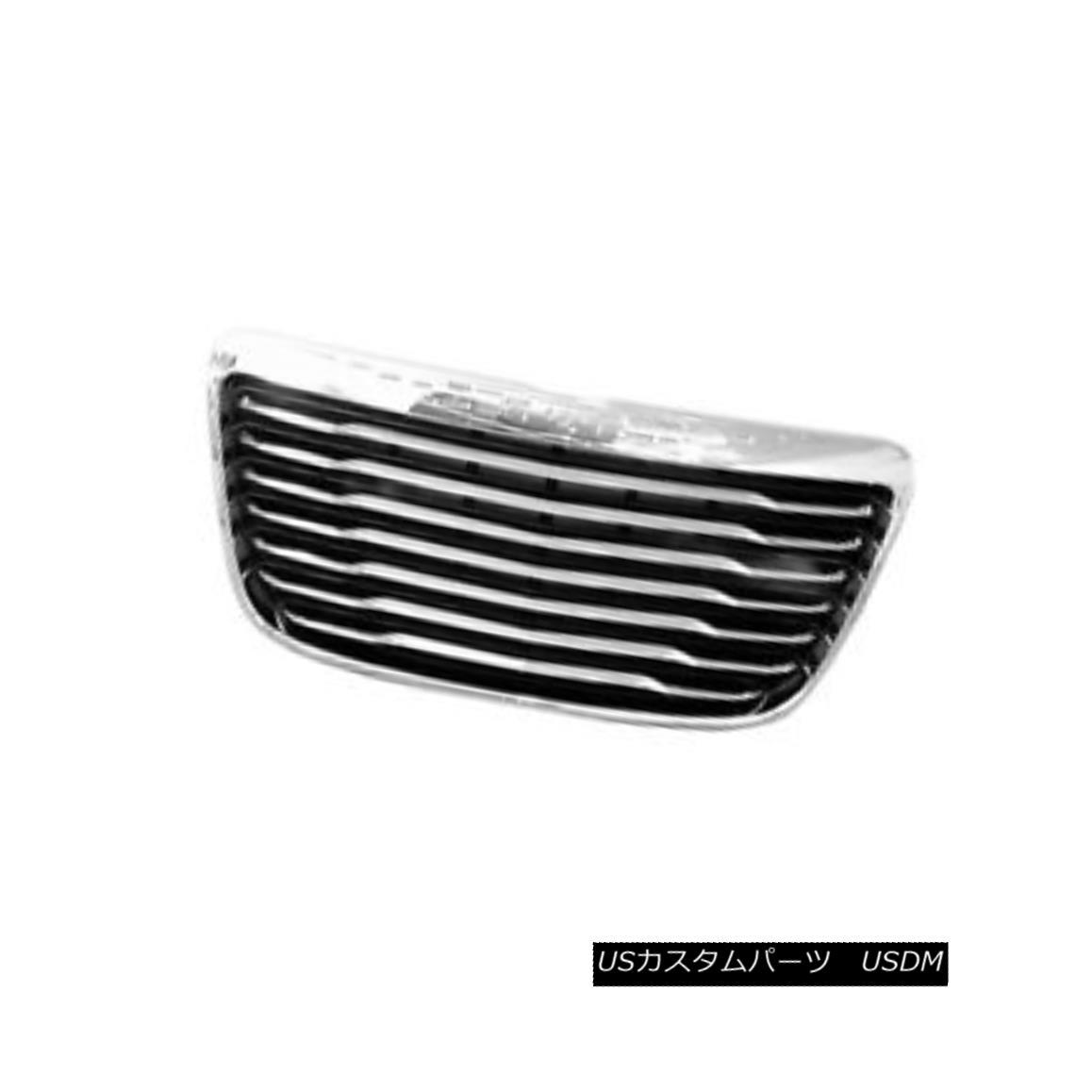 グリル Replacement Front Grille Grille for 2011-2014 Chrysler 300 2011-2014クライスラー300の交換用フロントグリルグリル