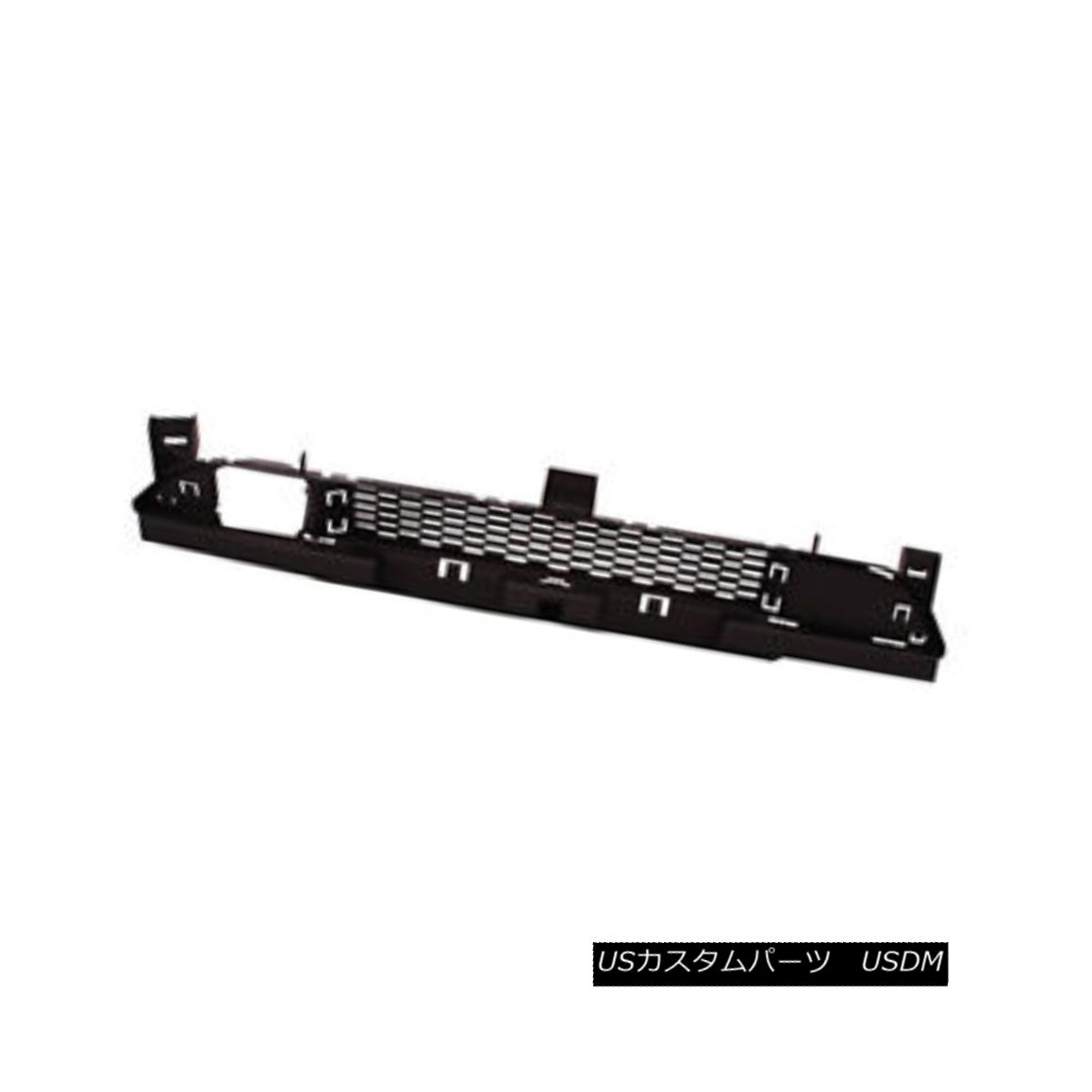 グリル Replacement Bumper Grille w/Apative Cruise Control w/o SRT8 104-02296B CAPA SRT8なしのアダプティブクルーズコントロール付き交換バンパーグリル104-02296B CAPA