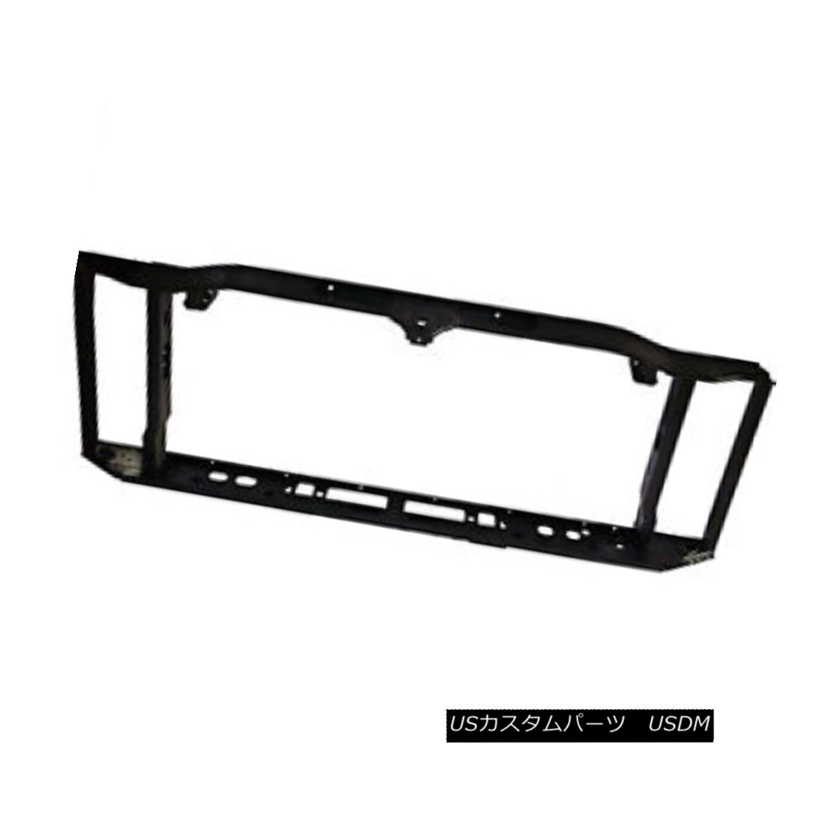 USグリル New Front Radiator Support Direct Replacement Fits 2014-17 Chevy Silverado 1500 新しいフロントラジエーターのサポート2014-17 Chevy Silverado 1500