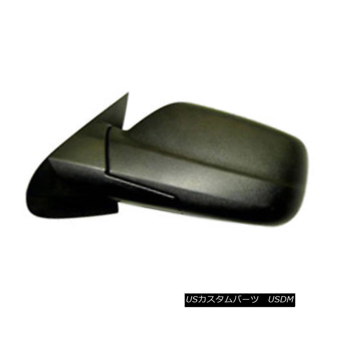 グリル Brand New Left Driver Side Door Mirror - Power Heated w/o Memory 128-03114L 新しい左のドライバのサイドドアミラー - パワーを除いてメモリ128-03114L
