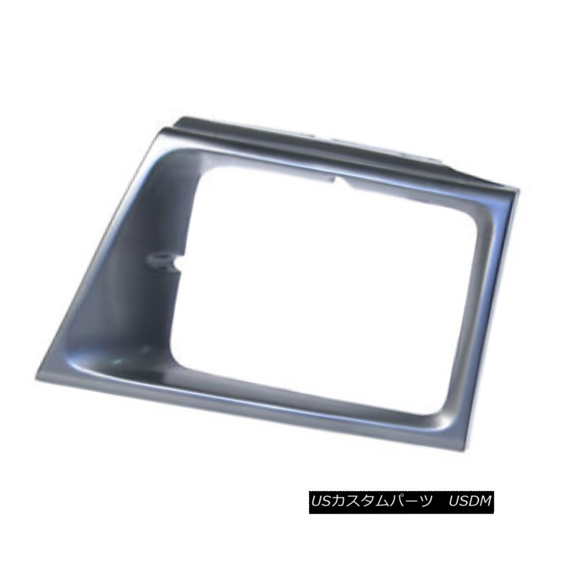 グリル New Replacement Headlight Door Silver & Grey Driver Side 630-00958L 新しい交換ヘッドライトドアシルバー& グレードライバーサイド630-00958L