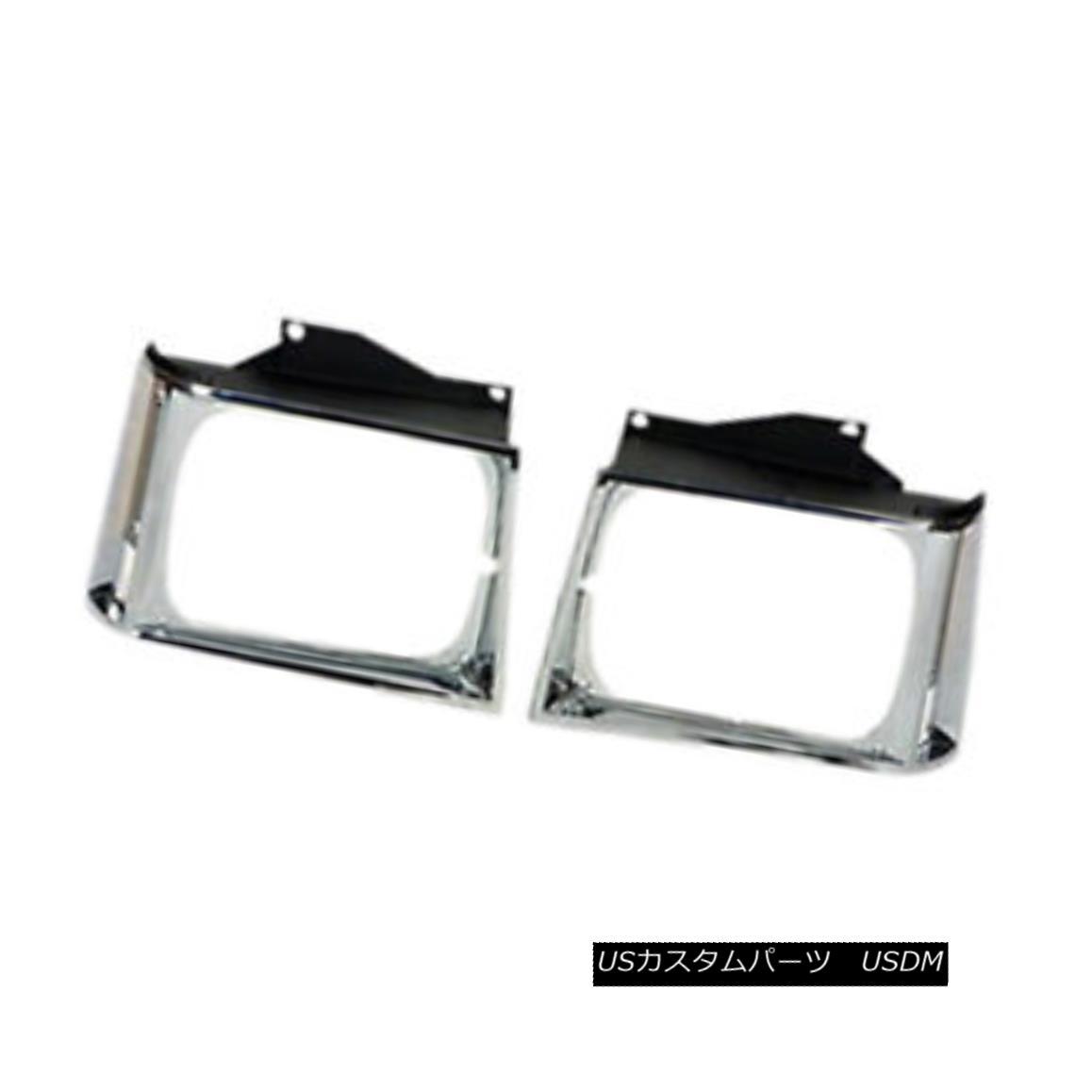 グリル New Replacement Headlight Door Chrome Passenger Side 630-00798BR 新しい交換ヘッドライトドアクローム乗客側630-00798BR