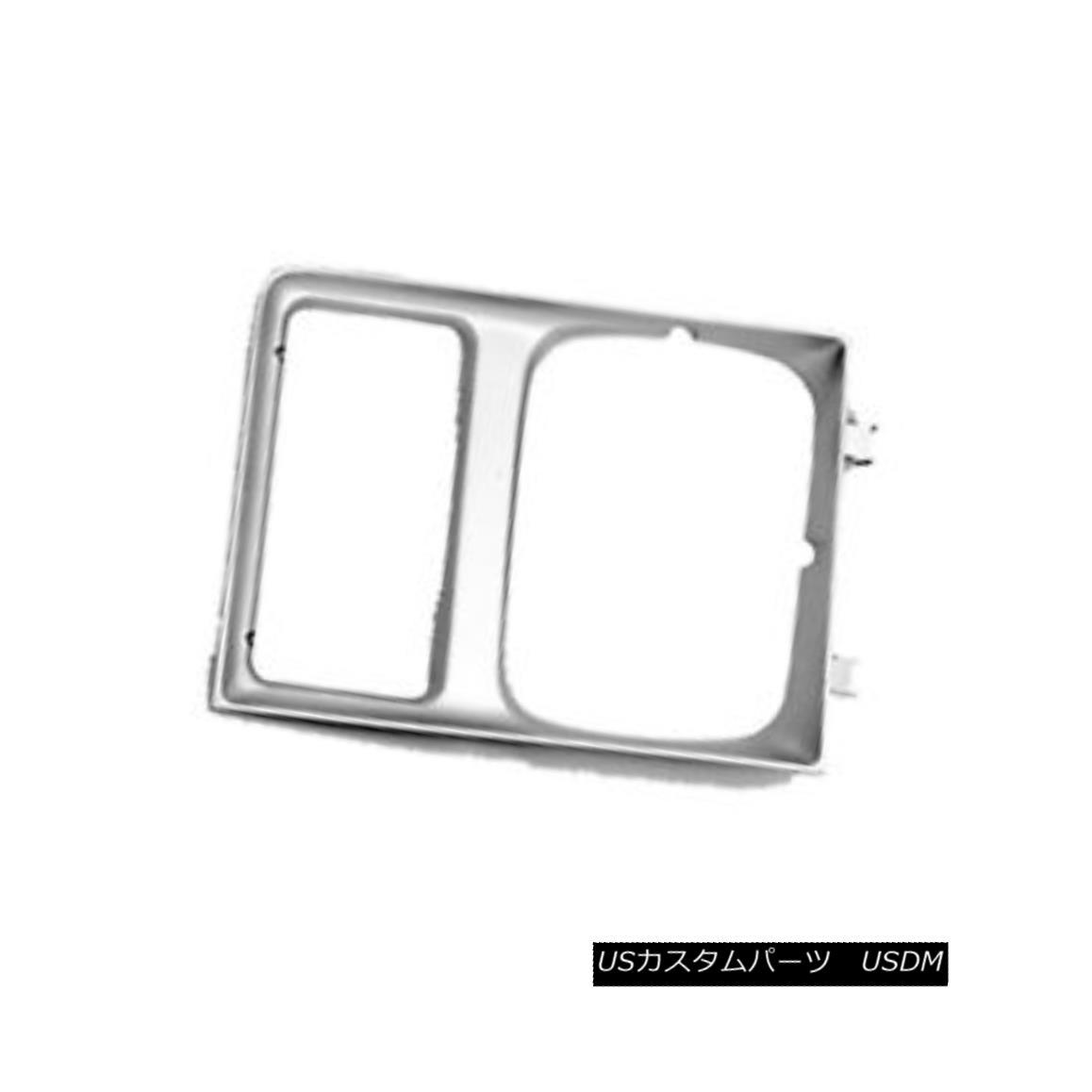グリル New Replacement Headlight Door Silver Passenger Side 630-00847AR 新しい交換ヘッドライトドアシルバー旅客側630-00847AR