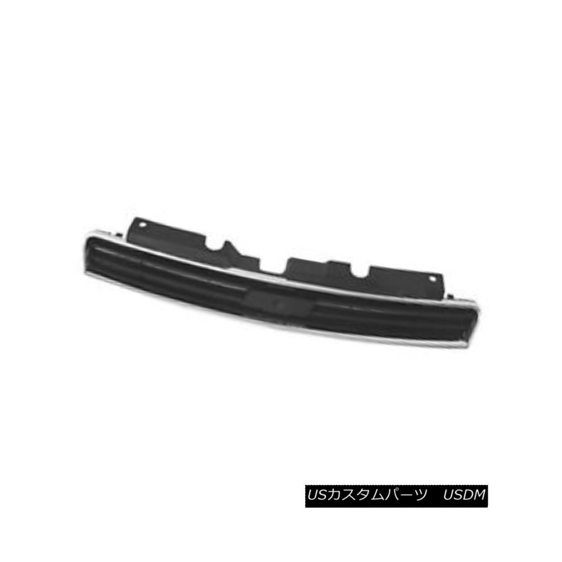 グリル Replacement Grille Black for LS / LT / LTZ / Police excluding SS Model 104-392 SS / SSモデル104-392を除くLS / LT / LTZ / Police用交換用グリルブラック