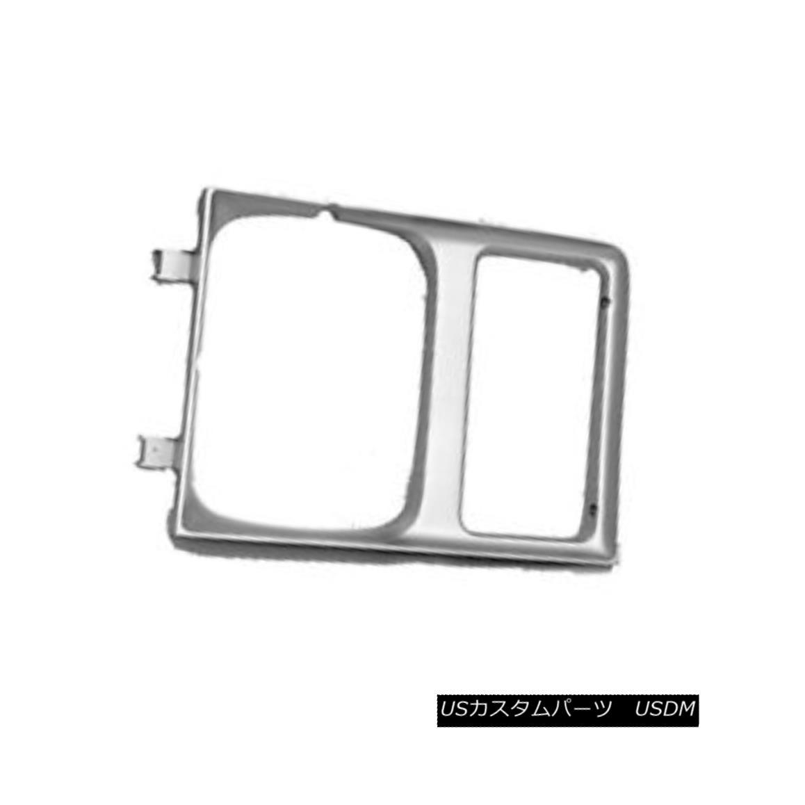 グリル New Replacement Headlight Door Silver Driver Side 630-00847AL 新しい交換ヘッドライトドアシルバードライバーサイド630-00847AL