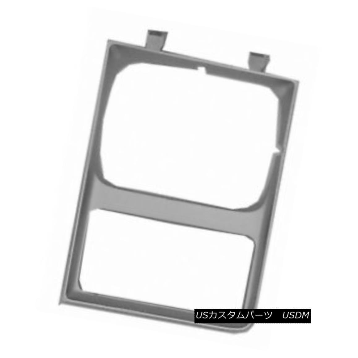 グリル New Replacement Headlight Door Silver Driver Side 630-00847AL Value 新しい交換ヘッドライトドアシルバードライバーサイド630-00847AL値
