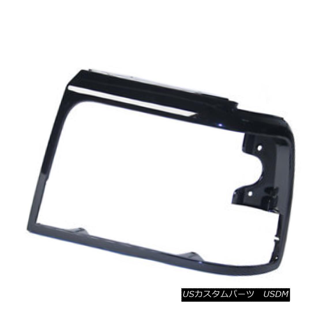 グリル New Replacement Headlight Door Black Driver Side 630-00953BL 新しい交換ヘッドライトドアブラックドライバサイド630-00953BL