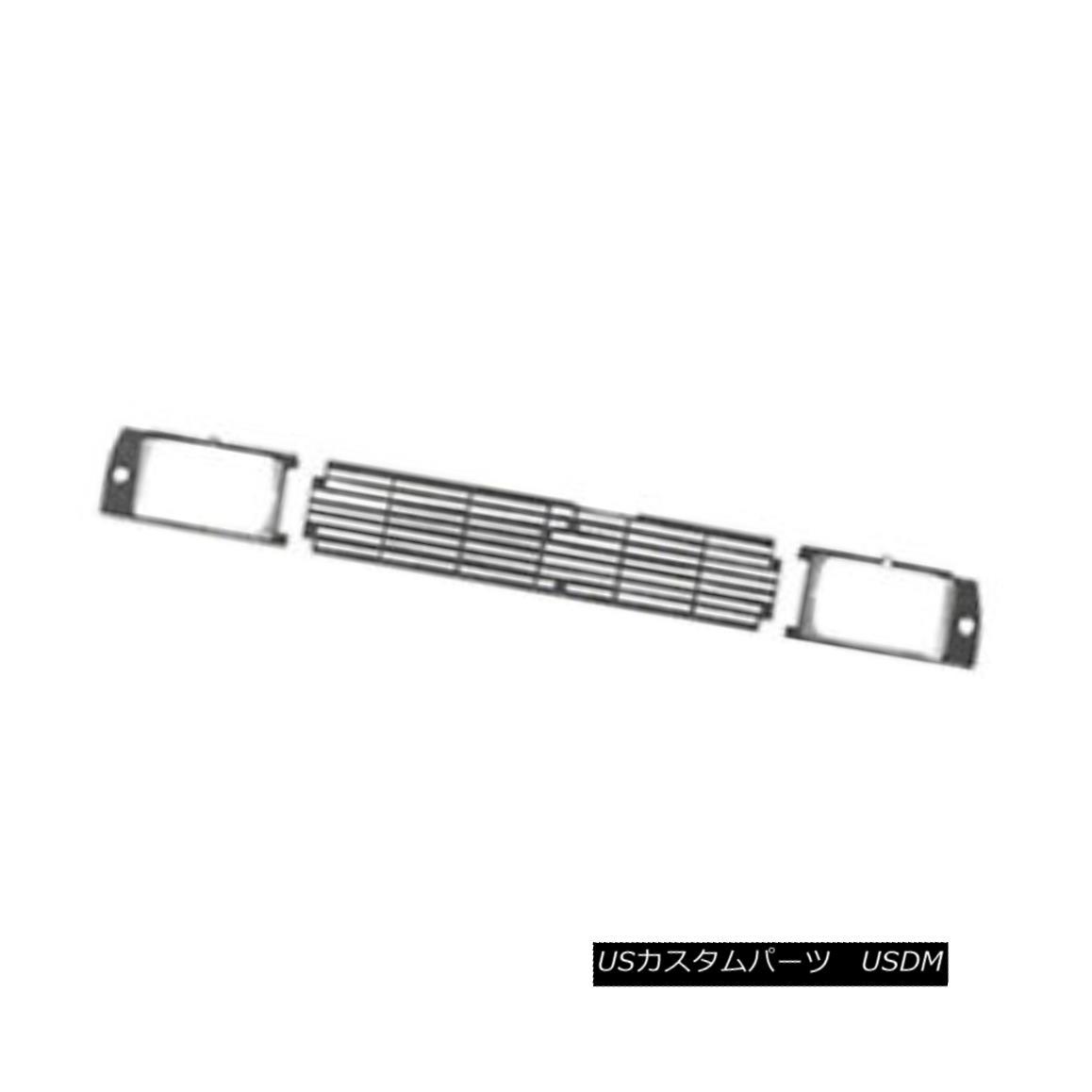 グリル New Replacement Headlight Door Chrome Driver Side for 4 wheel drive 630-50080CL 4輪駆動630-50080CLのための新しい交換ヘッドライトドアのクロームドライバ側