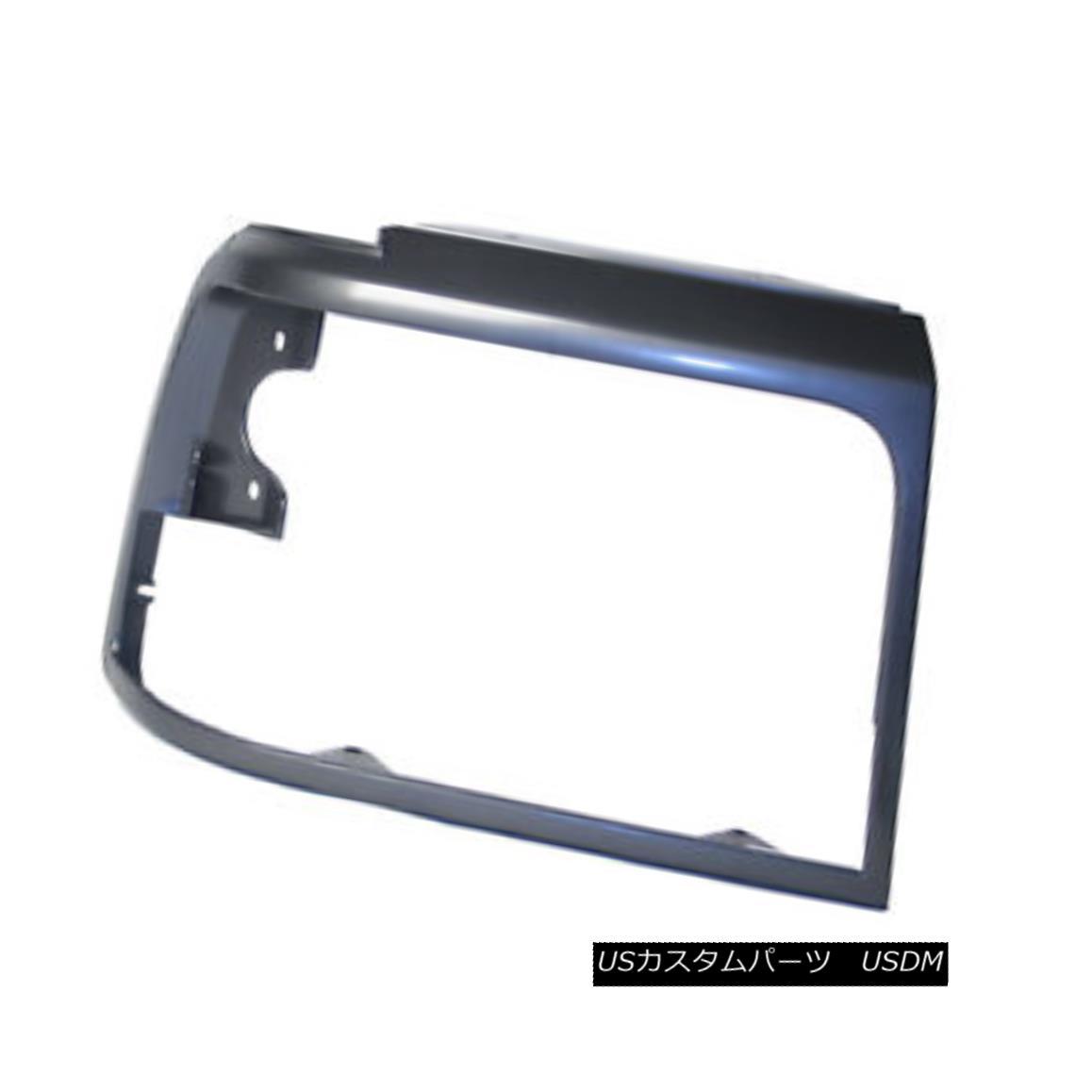 グリル New Replacement Headlight Door Silver & Grey Passenger Side 630-009530B Value 新しい交換ヘッドライトドアシルバー& グレーの旅客側630-009530B値