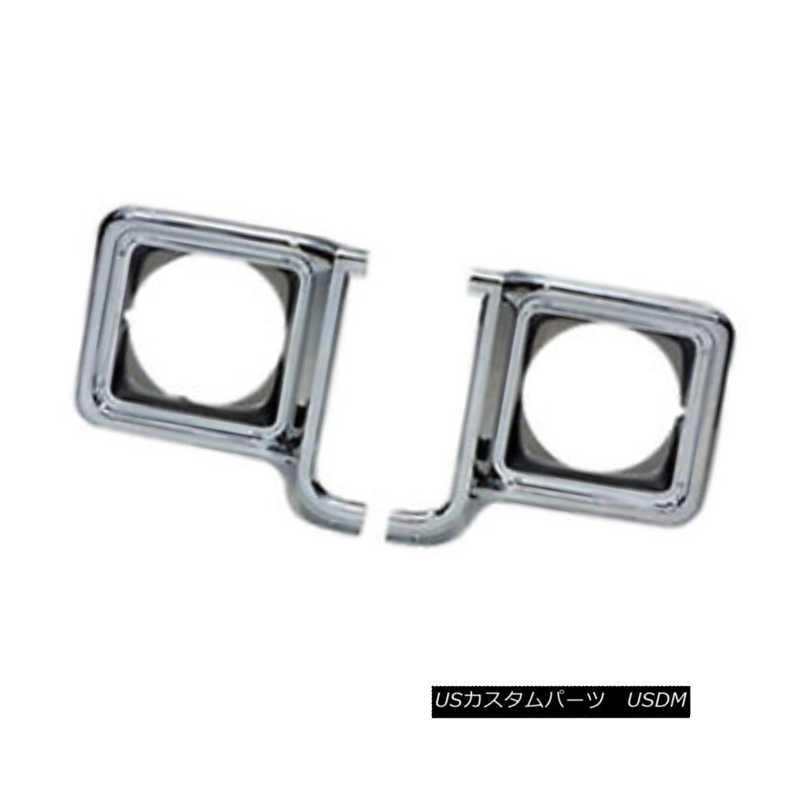 グリル New Replacement Headlight Door Chrome & Silver Passenger Side 630-00840R 新しい交換ヘッドライトドアクローム& シルバー旅客側630-00840R