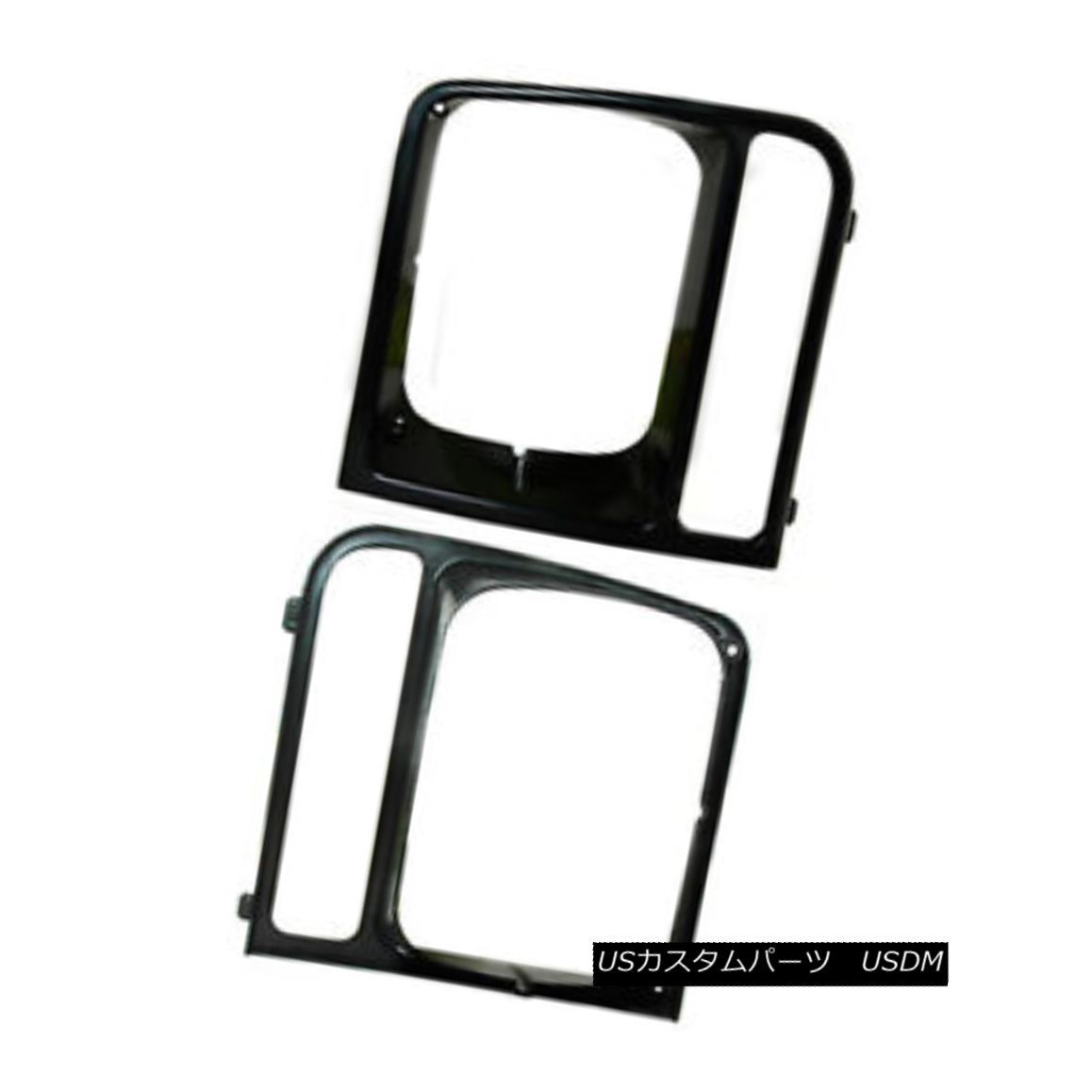 グリル Headlight Door Gloss Black Driver Side for Limited / Classic Models 630-00974L 限定モデル/クラシックモデル用ヘッドライトドアグロスブラックドライバーサイド630-00974L