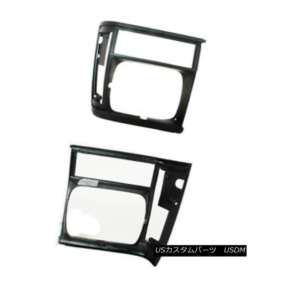 グリル New Replacement Headlight Door Driver Side for Single Lamp 630-00972B Value 単一のランプ630-00972Bのための新しい交換ヘッドライトドアのドライバ側