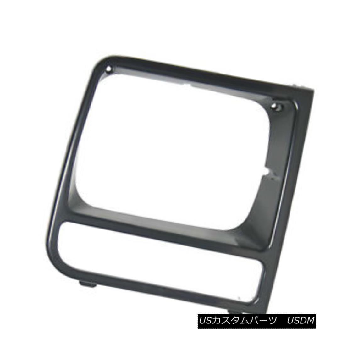 グリル New Headlight Door Gloss Black Passenger Side for Limited / Classic 630-00974R 限定された/クラシックの新しいヘッドライトドアグロスブラック乗客側630-00974R