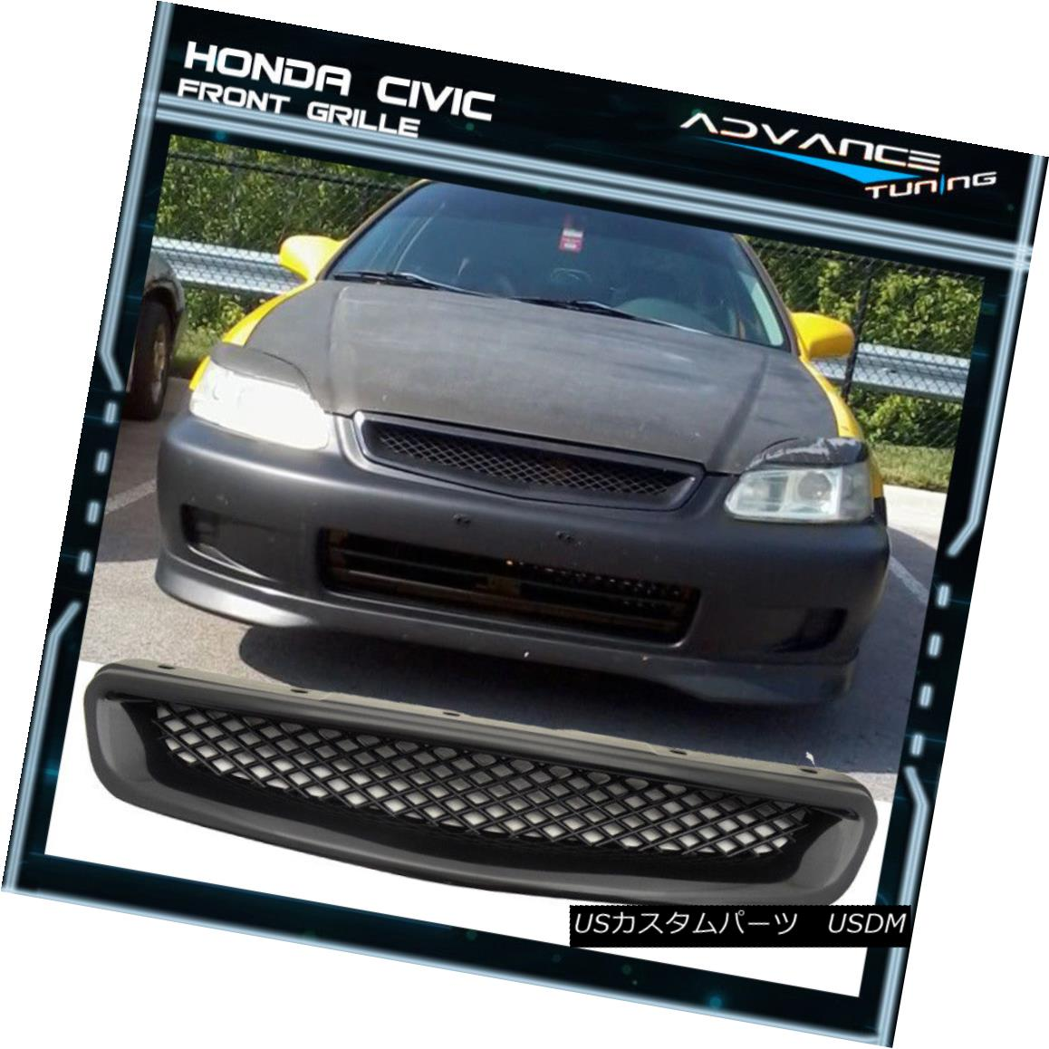Honda Civic CX VX 92 94 96 98 99 00 D//S Brake Rotors F