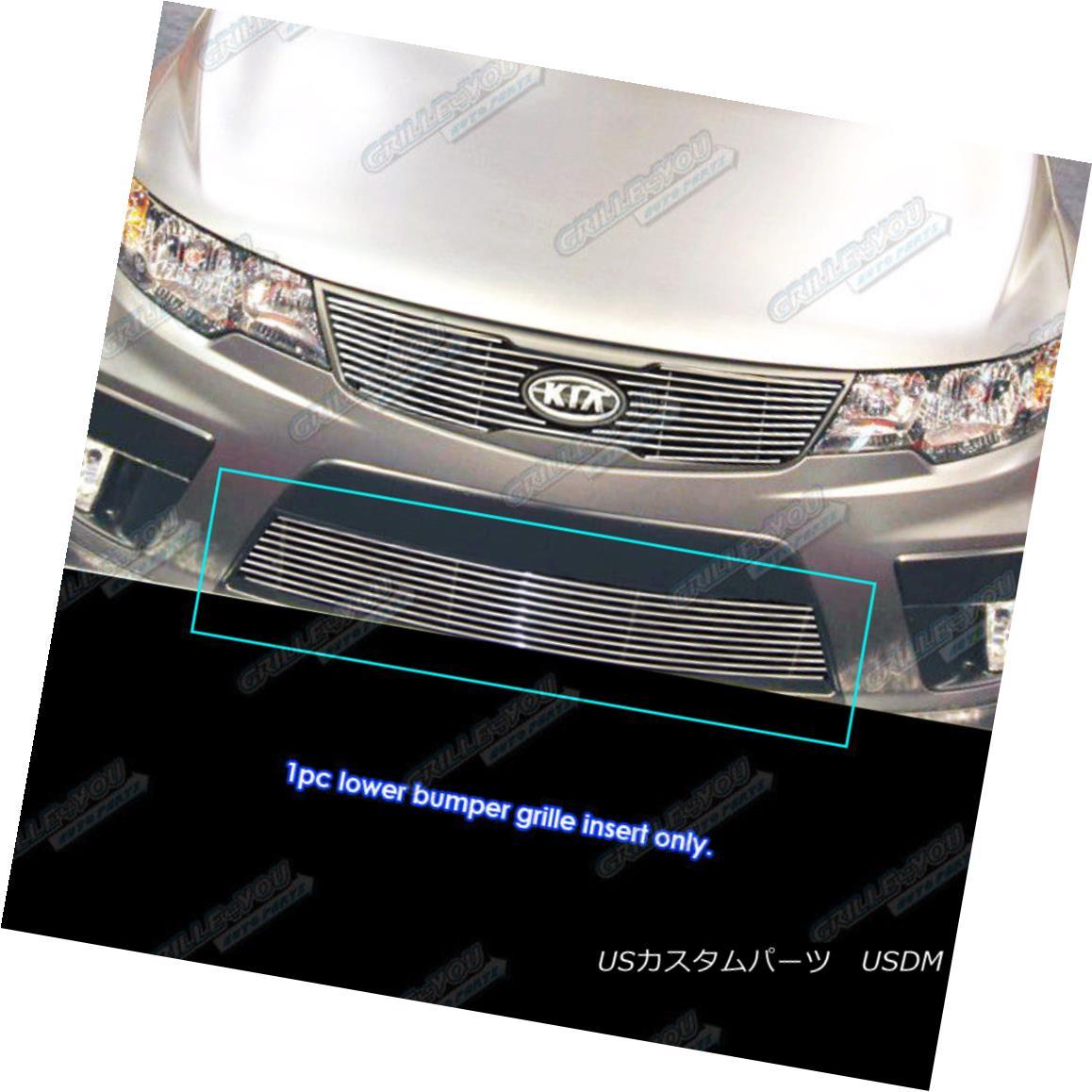 Fits 2010-2013 Mazda CX-9 Black Main Upper Billet Grille Grill Insert