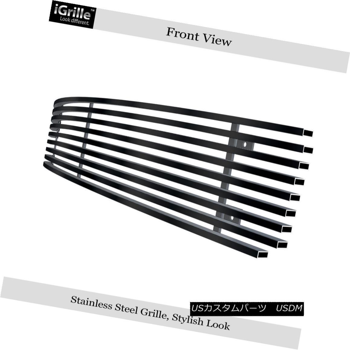 For 08-10 Ford F250 Fender Side Vent Stainless Steel Billet Grille Insert