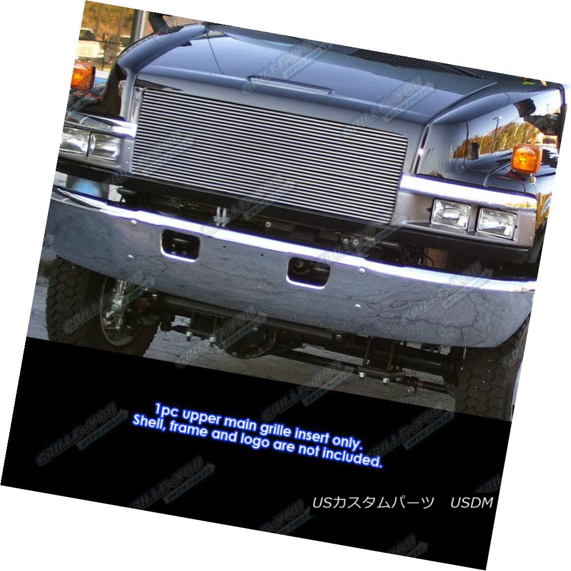 グリル 2003-2009 Chevy Kodiak C4500/C5500/C6500 Commercial Truck Billet Grille Insert 2003-2009 Chevy Kodiak C4500 / C5500 / C6 500商用トラックビレットグリルインサート