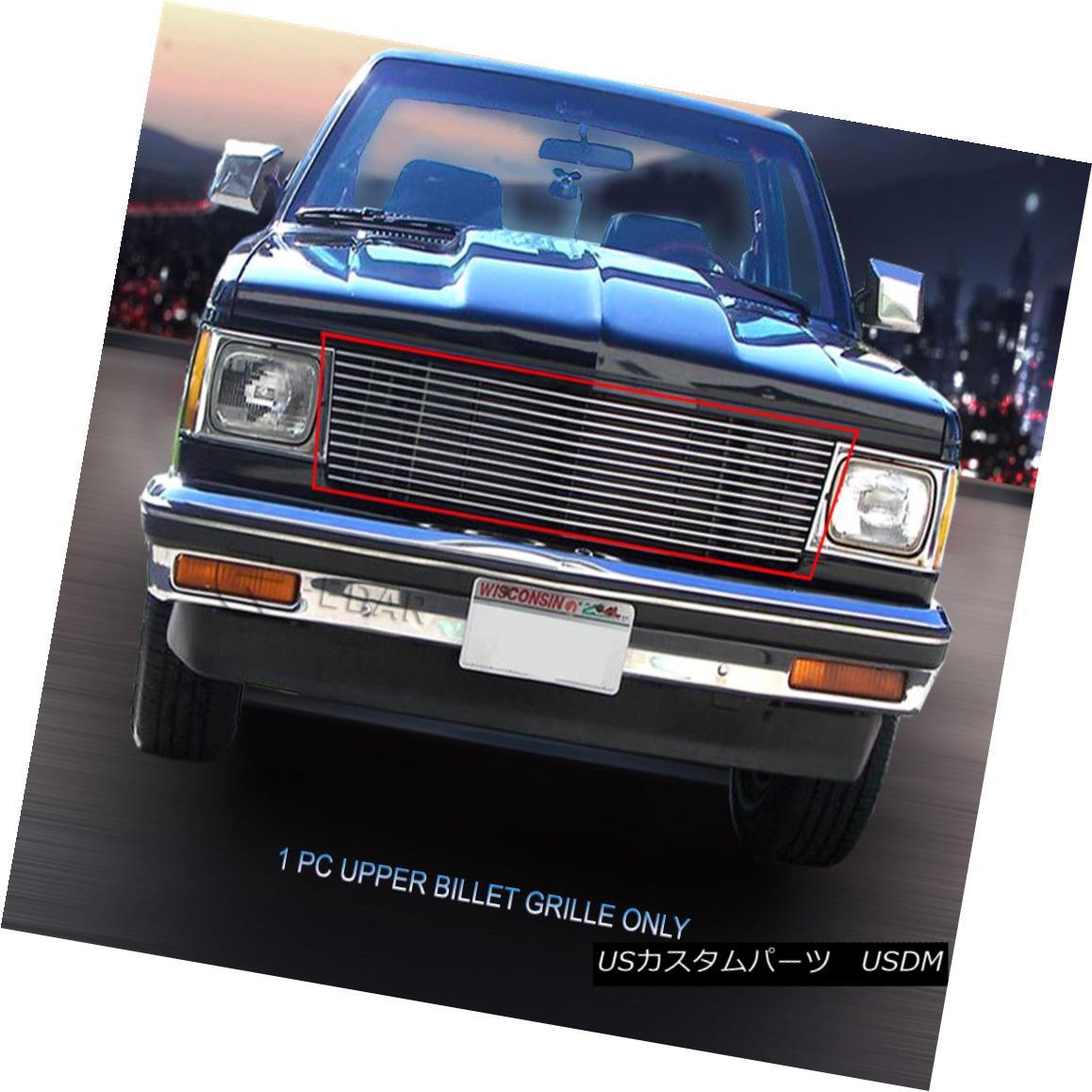グリル 82-90 Chevy/GMC Blazer Jimmy S-10 Billet Grille Grill Fedar 82-90シボレー/ GMCブレザージミーS-10ビレットグリルグリルフェルダー