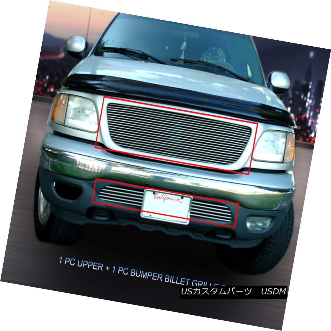 グリル 99-03 Ford F-150 F150 Billet Grille Grill Combo Insert Fedar 99-03 Ford F-150 F150ビレットグリルグリルコンボインサートFedar