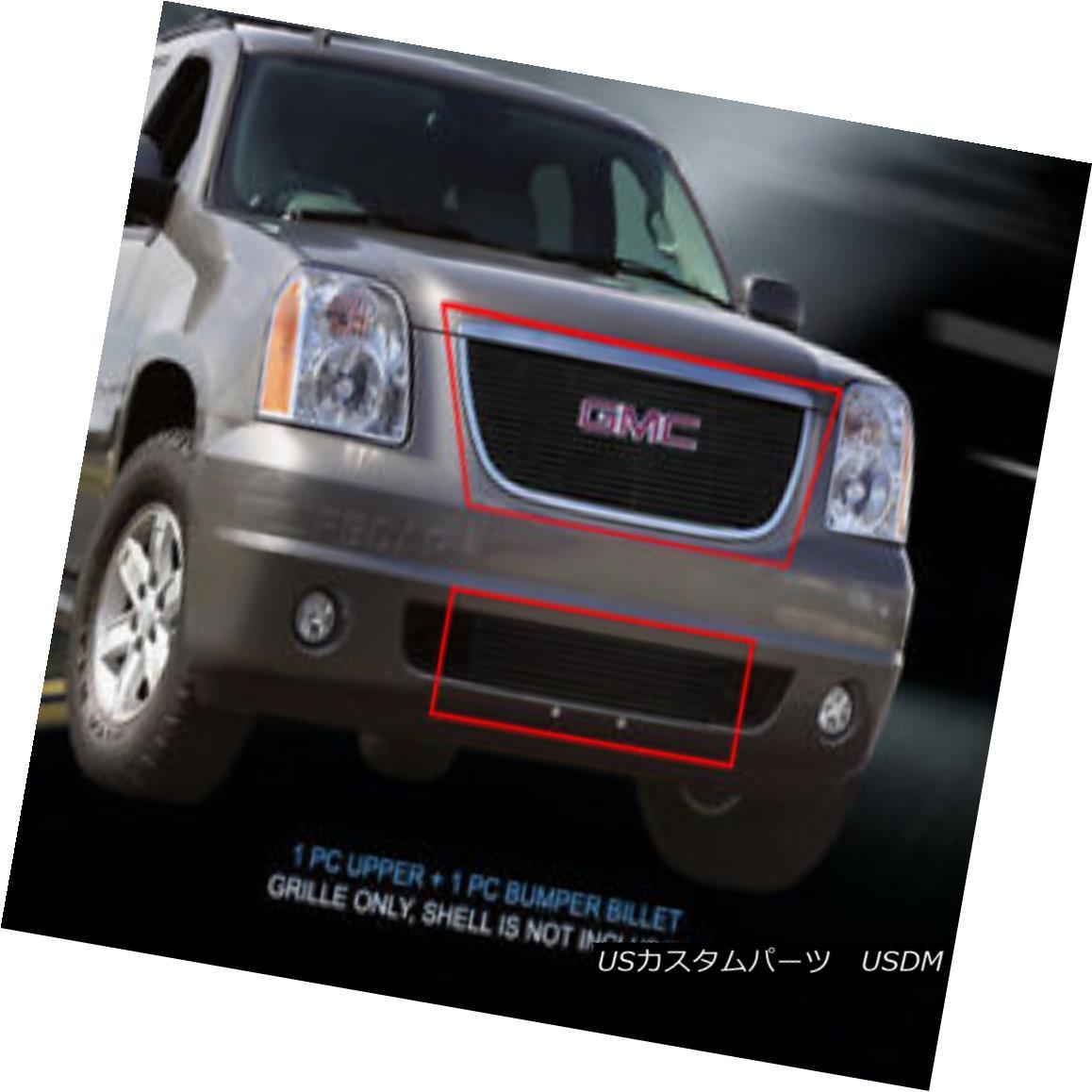 グリル Fedar Fits 2007-2013 GMC Yukon Black Billet Grille Insert Fedar Fits 2007-2013 GMC Yukonブラックビレットグリルインサート