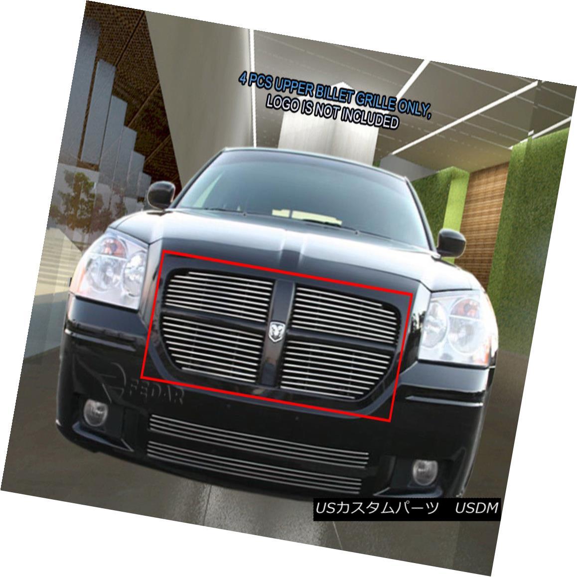 Fits 01-02 Chevy Silverado 2500//3500 HD Main Upper Billet Grille Insert