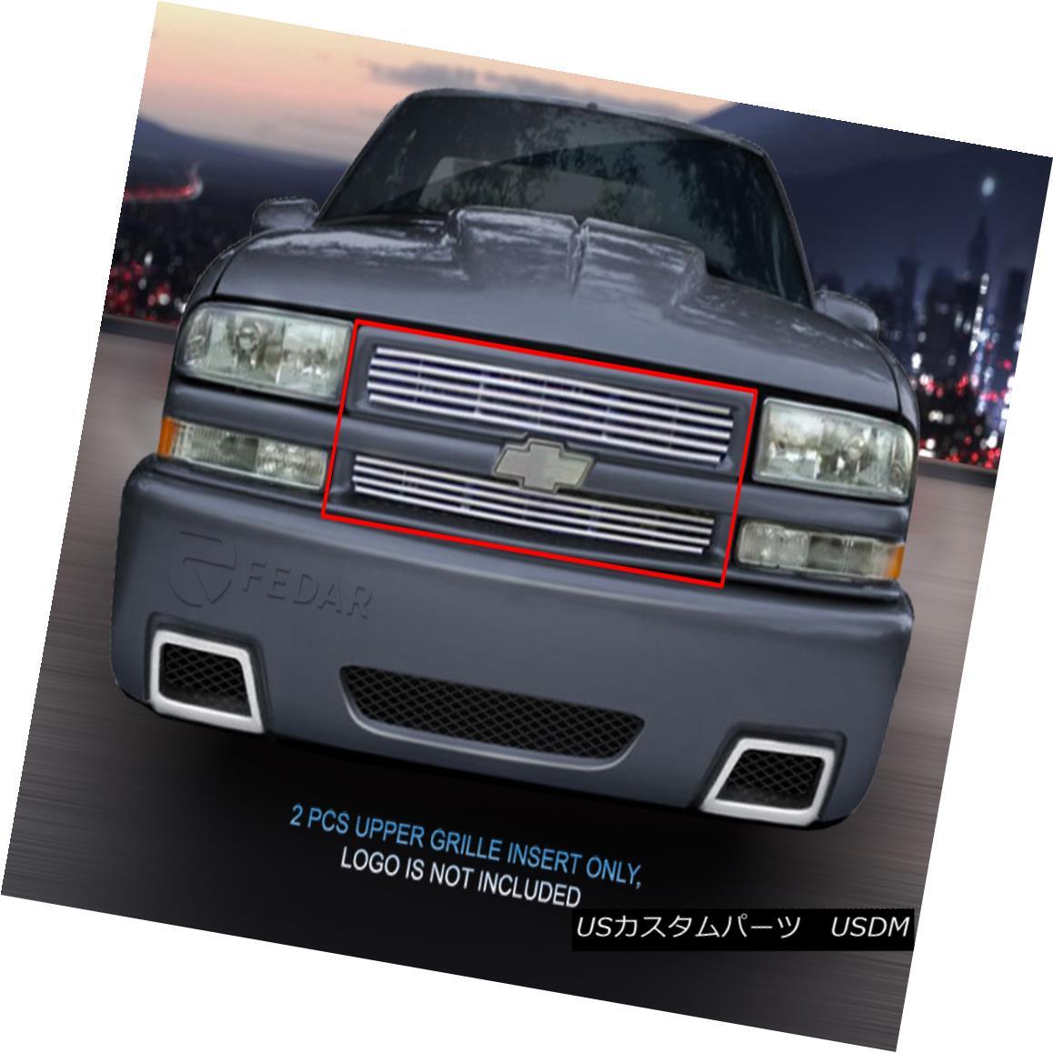 グリル Chevy 98-05シボレーブレイザーS-10ピックアップビレットグリルグリルインサートFedar Grill Grille Blazer Billet Pickup Insert Fedar 98-05 S-10