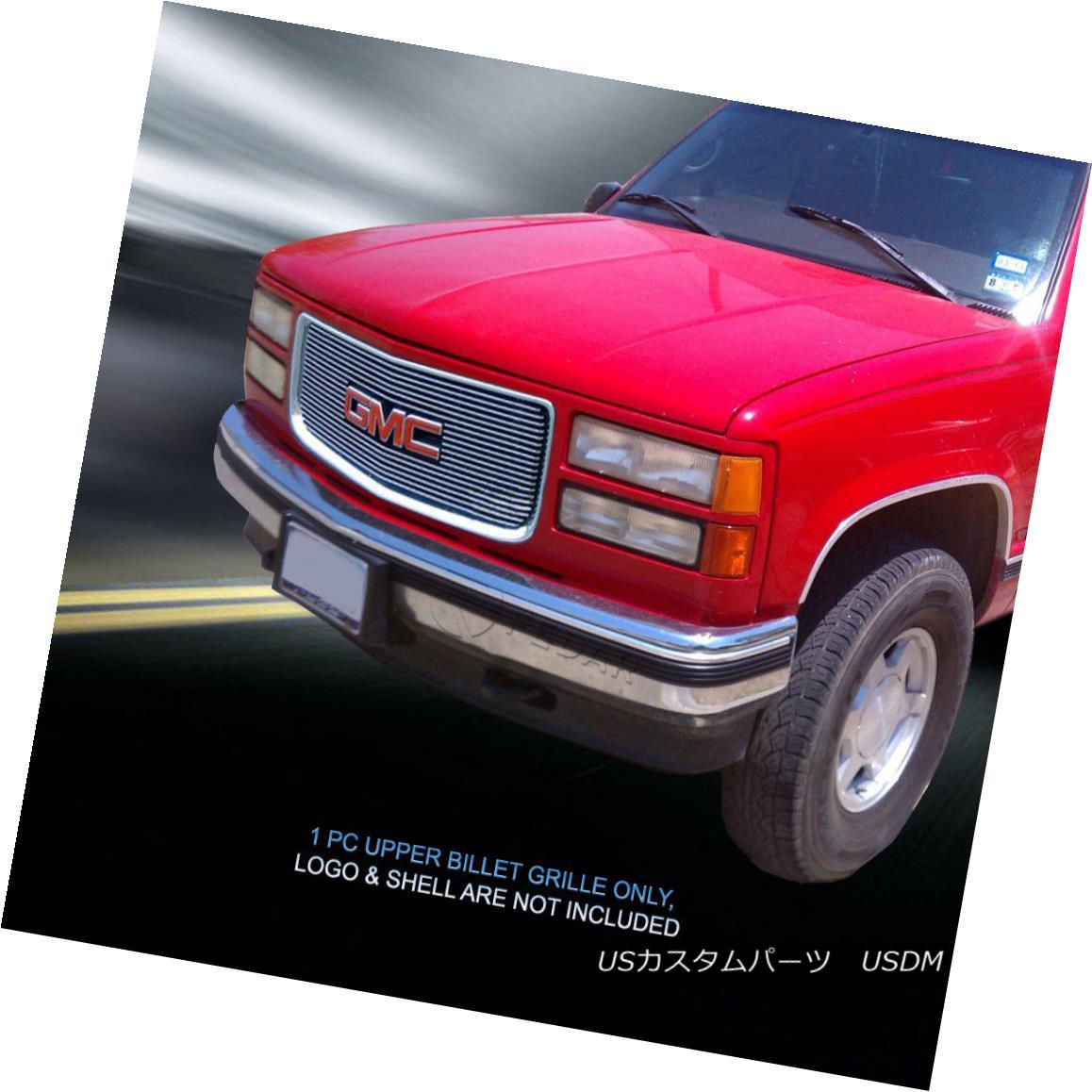 グリル 94-98 GMC Yukon C/K Pickup Suburban Billet Grille Grill Insert Fedar 94-98 GMCユーコンC / Kピックアップ郊外ビレットグリルグリルインサートフェルダー