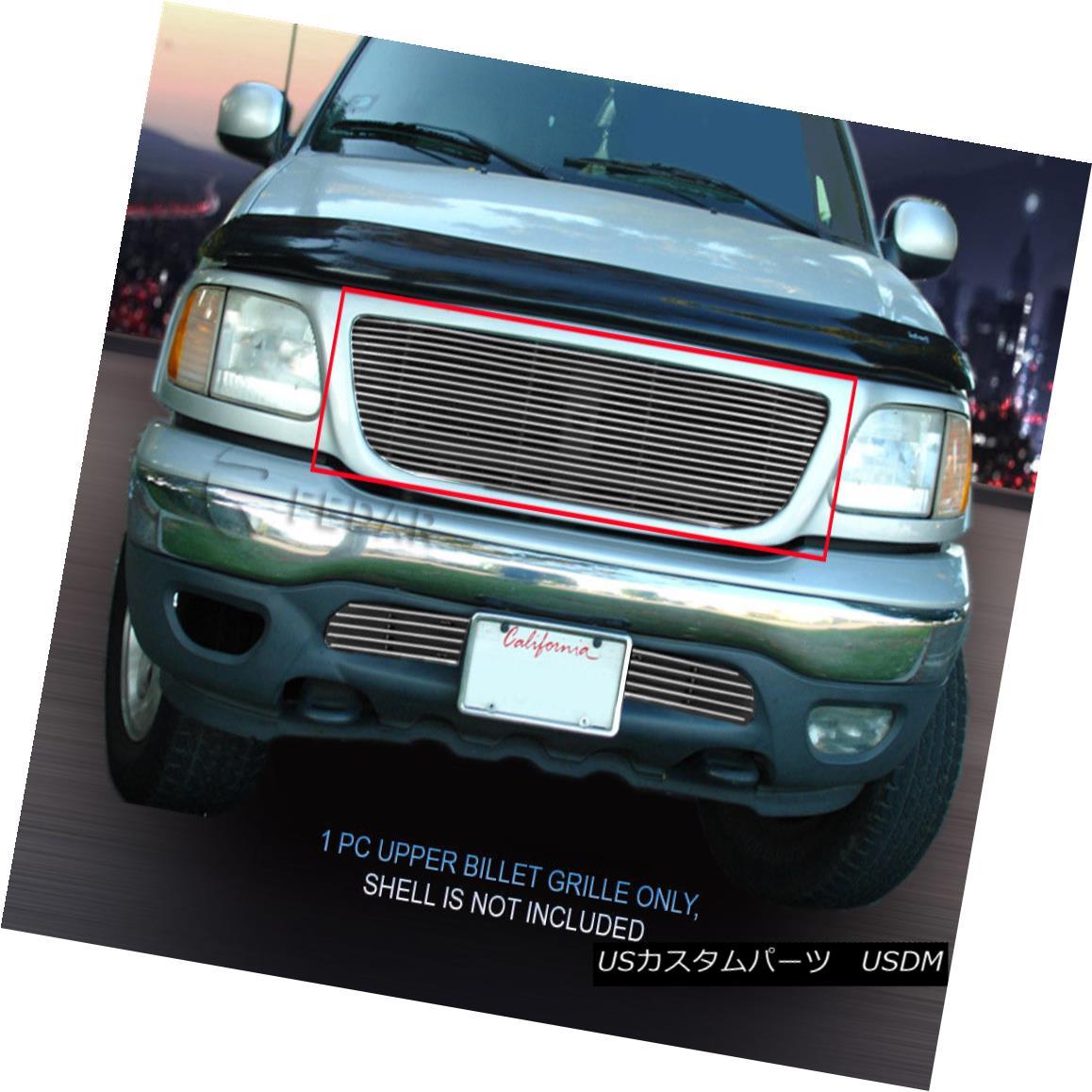 グリル 99-03 Ford F-150 99-02 Expedition Billet Grille Grill Insert Fedar 99-03 Ford F-150 99-02遠征ビレットグリルグリルインサートFedar