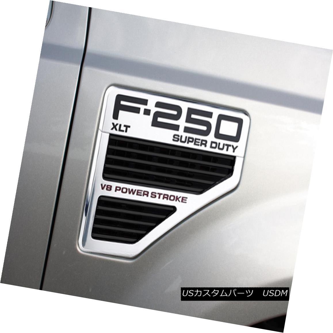 グリル Fedar Fits 08-10 Ford F-250/F-350/F-450/F-550 Billet Grille Insert F-250 / F-350 / F-800 / F-550ビレット・グリル・インサート
