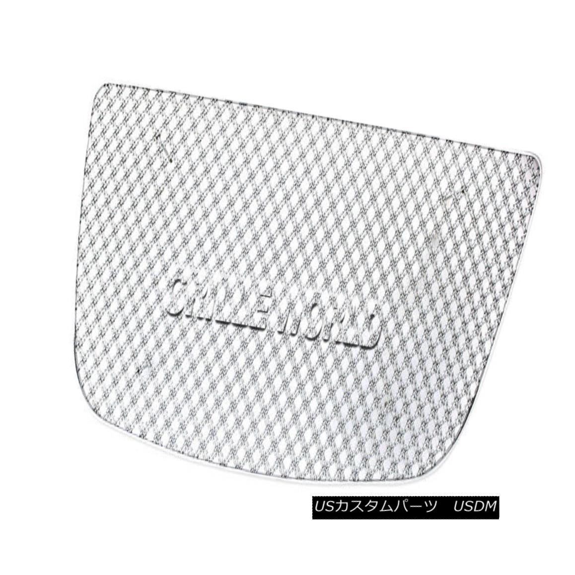 グリル For 2011-2014 Chrysler 300/300C Stainless Steel Double Wire X Mesh Grille Grill 2011-2014クライスラー300 / 300CステンレススチールダブルワイヤーXメッシュグリルグリル