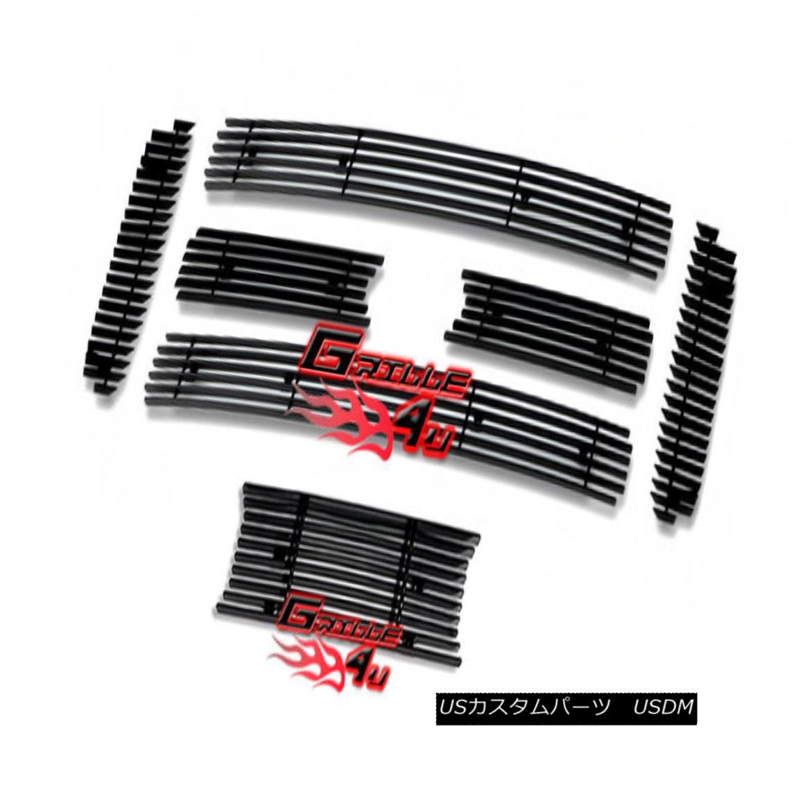 グリル For 05-07 Ford F250/F350/Excursion Black Billet Premium Grille Cobo 05-07 Ford F250 / F350 / Excu rsion Black BilletプレミアムグリルCobo