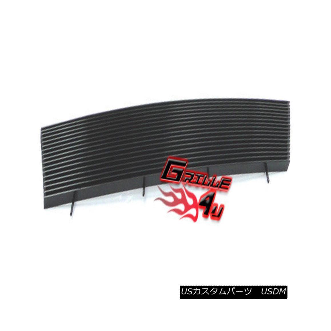 グリル Customized For 98-00 Customized Ford Ranger Black Billet Premium Grille Insert 98-00のためにカスタマイズされたフォードレンジャーブラックビレットプレミアムグリルインサート