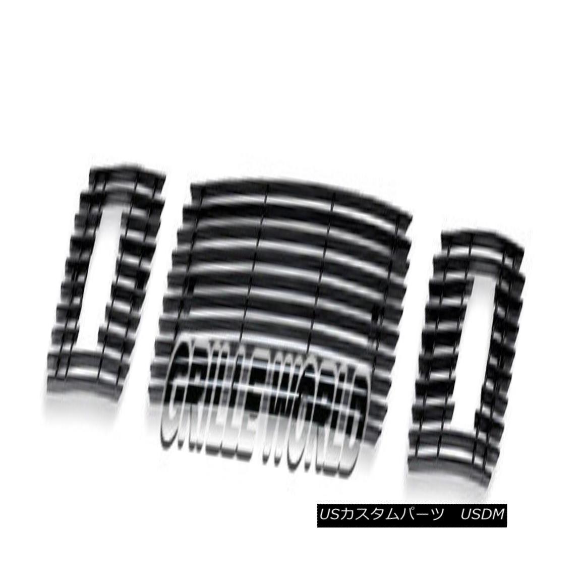 グリル For 04-10 Chevy Colorado Xtreme Bumper Black Billet Premium Grille Insert 04-10 Chevy Colorado Xtreme Bumper Black Billetプレミアムグリルインサート