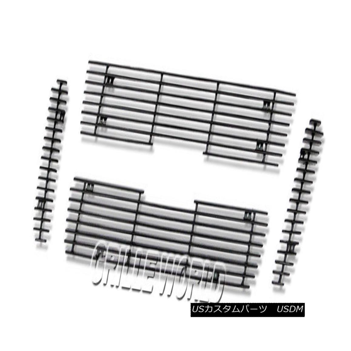 グリル For 01-03 Ford Explorer Sport/01-05 Sport Trac Billet Grill 01-03 Ford Explorer Sport / 01-05スポーツTrac Billet Grill